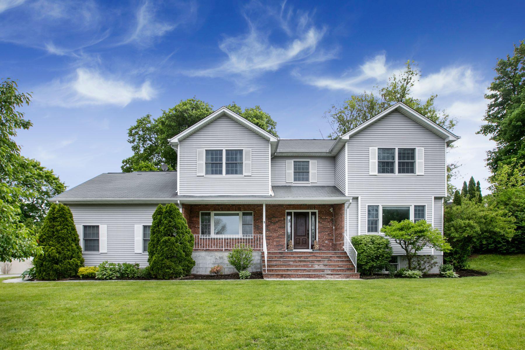 Single Family Homes 為 出售 在 1 Peaceable Court 1 Peaceable Ct, Thornwood, 纽约 10594 美國