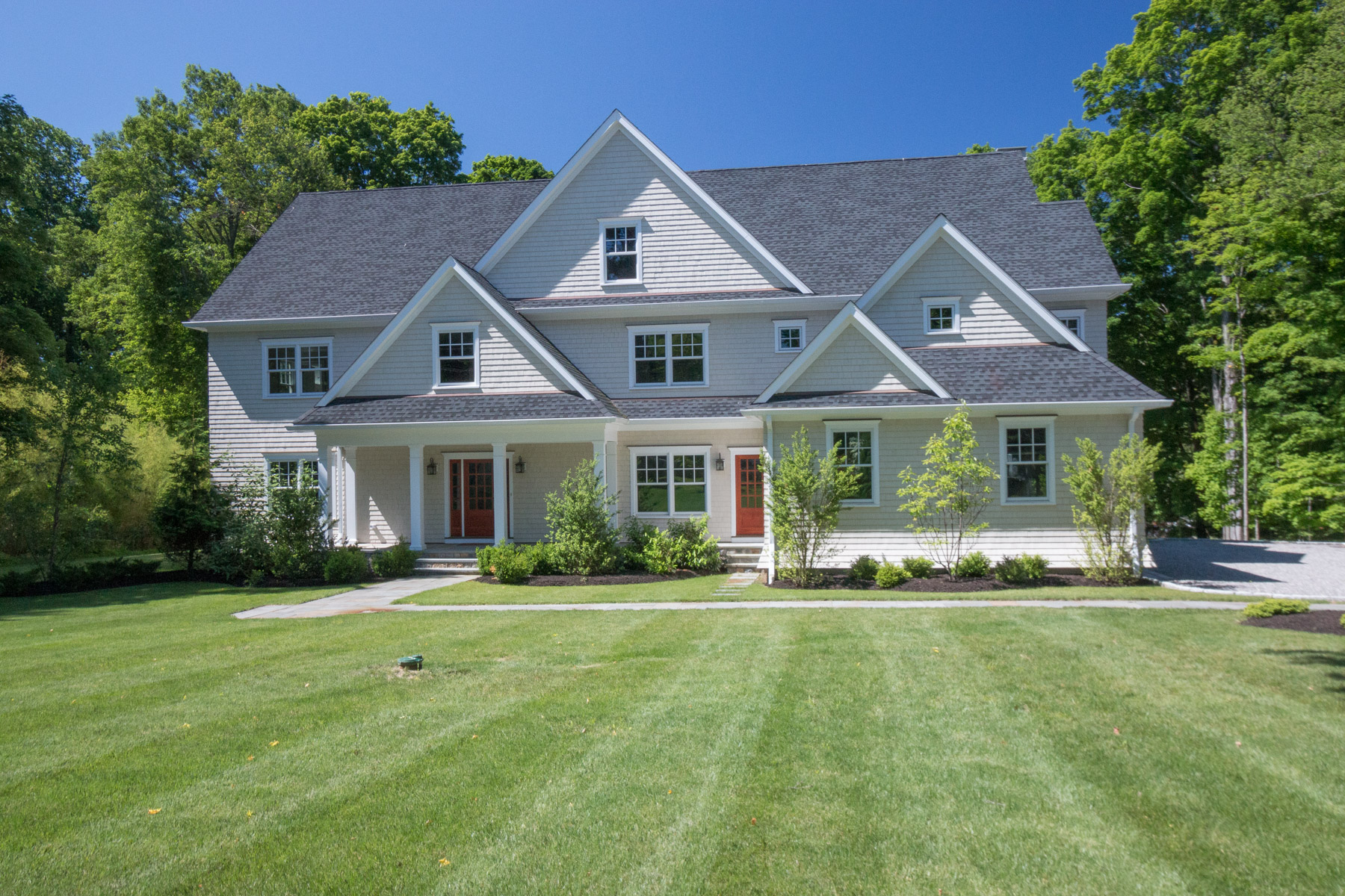 Casa Unifamiliar por un Venta en 71 Hurlbutt Street 71 Hurlbutt Street Wilton, Connecticut 06897 Estados Unidos