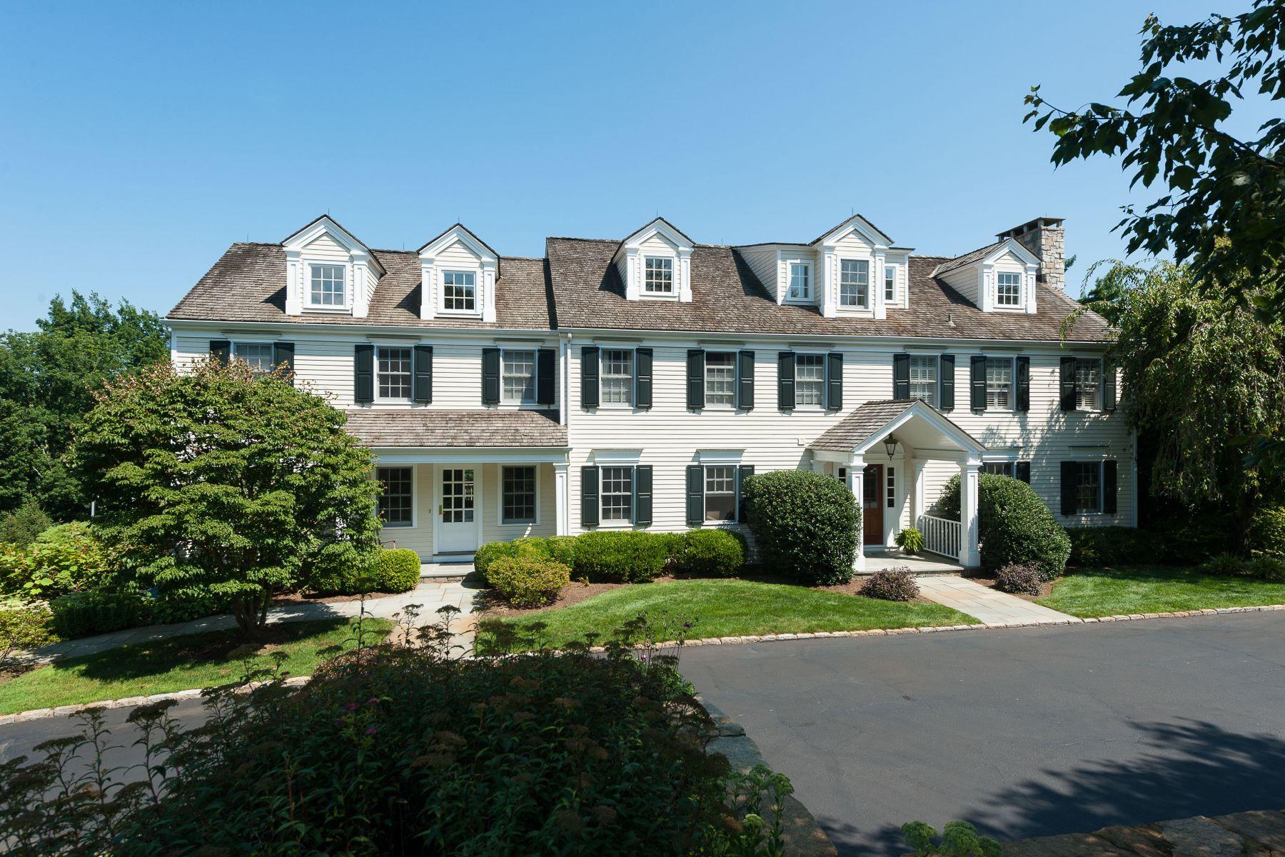 一戸建て のために 売買 アット 60 Sturbridge Hill Road New Canaan, コネチカット, 06840 アメリカ合衆国
