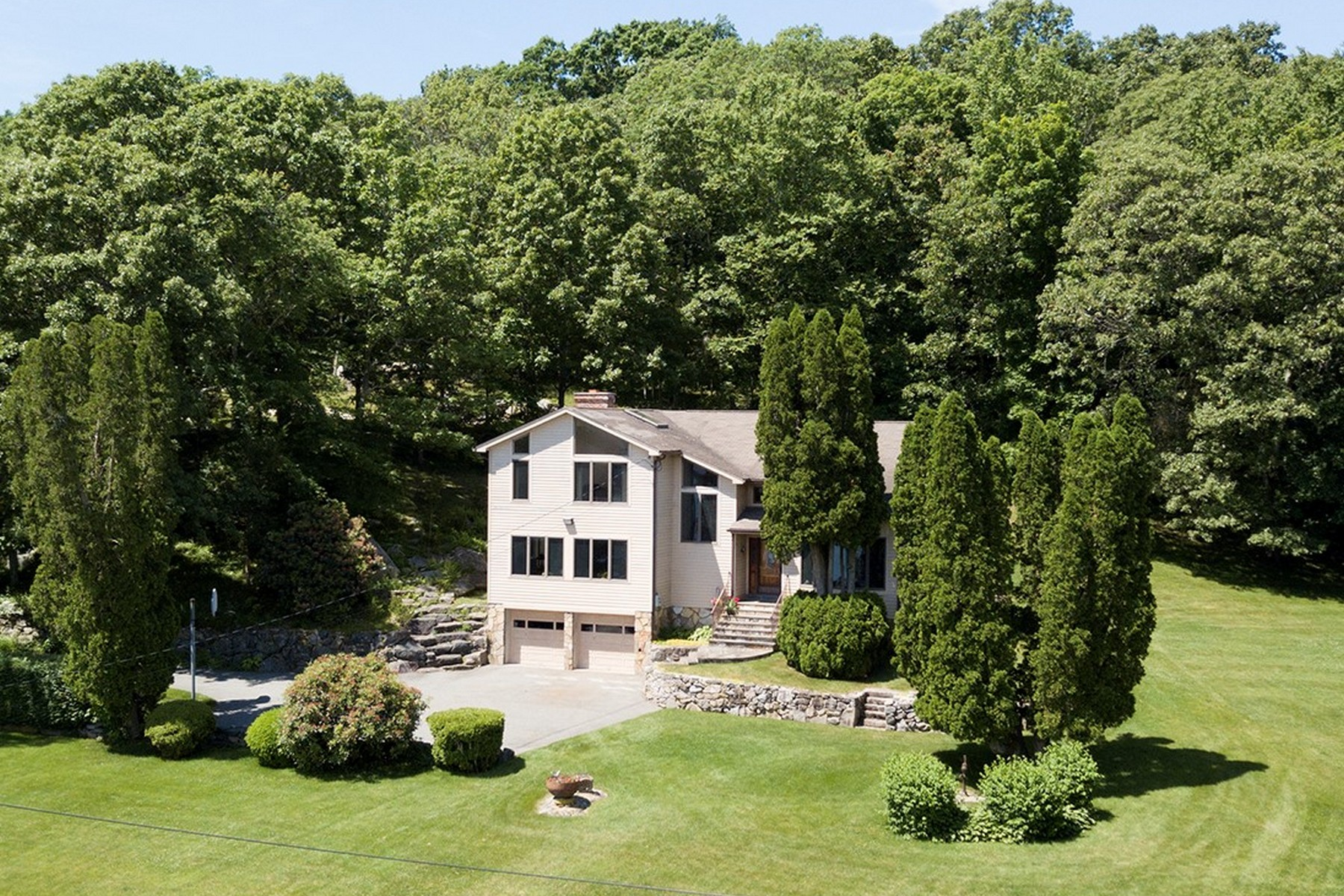 Single Family Homes for Sale at Enjoy the Views of the Mystic River 743a River Road Groton, Connecticut 06355 United States