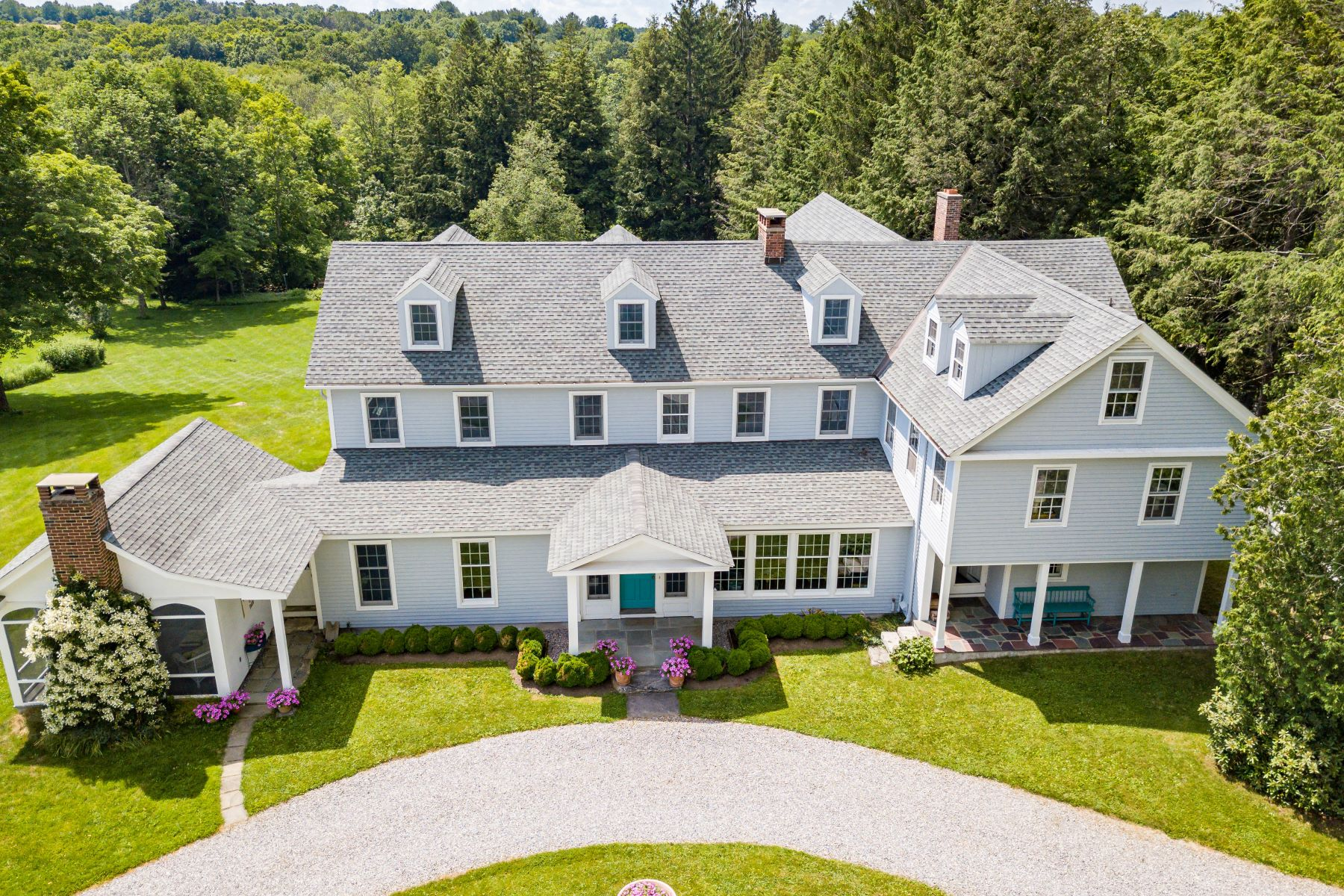 Single Family Homes for Sale at Willowbrook Farm 215 Locust Road Harwinton, Connecticut 06791 United States
