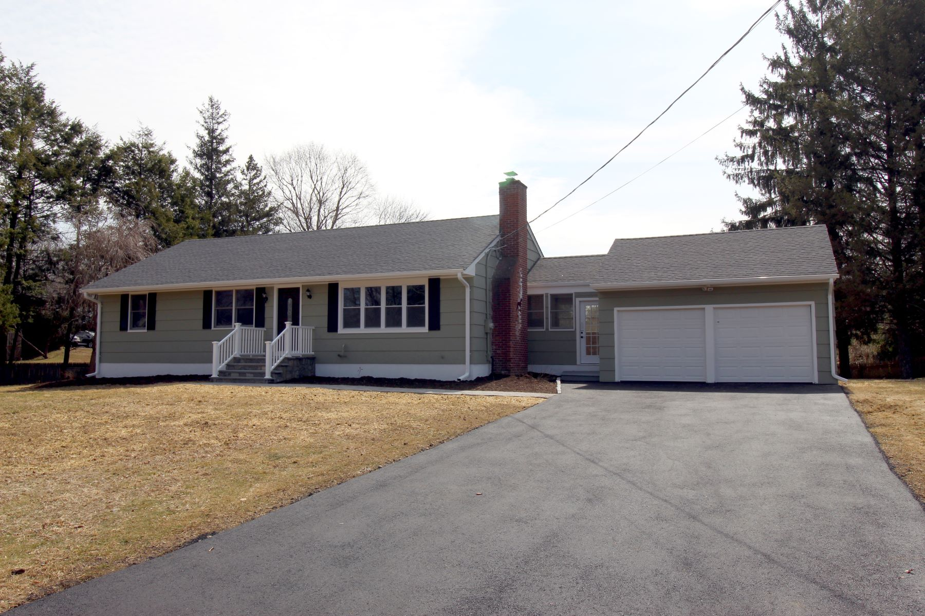 single family homes for Sale at Move-In Ready Ranch 11 Meadowview Drive, Trumbull, Connecticut 06611 United States