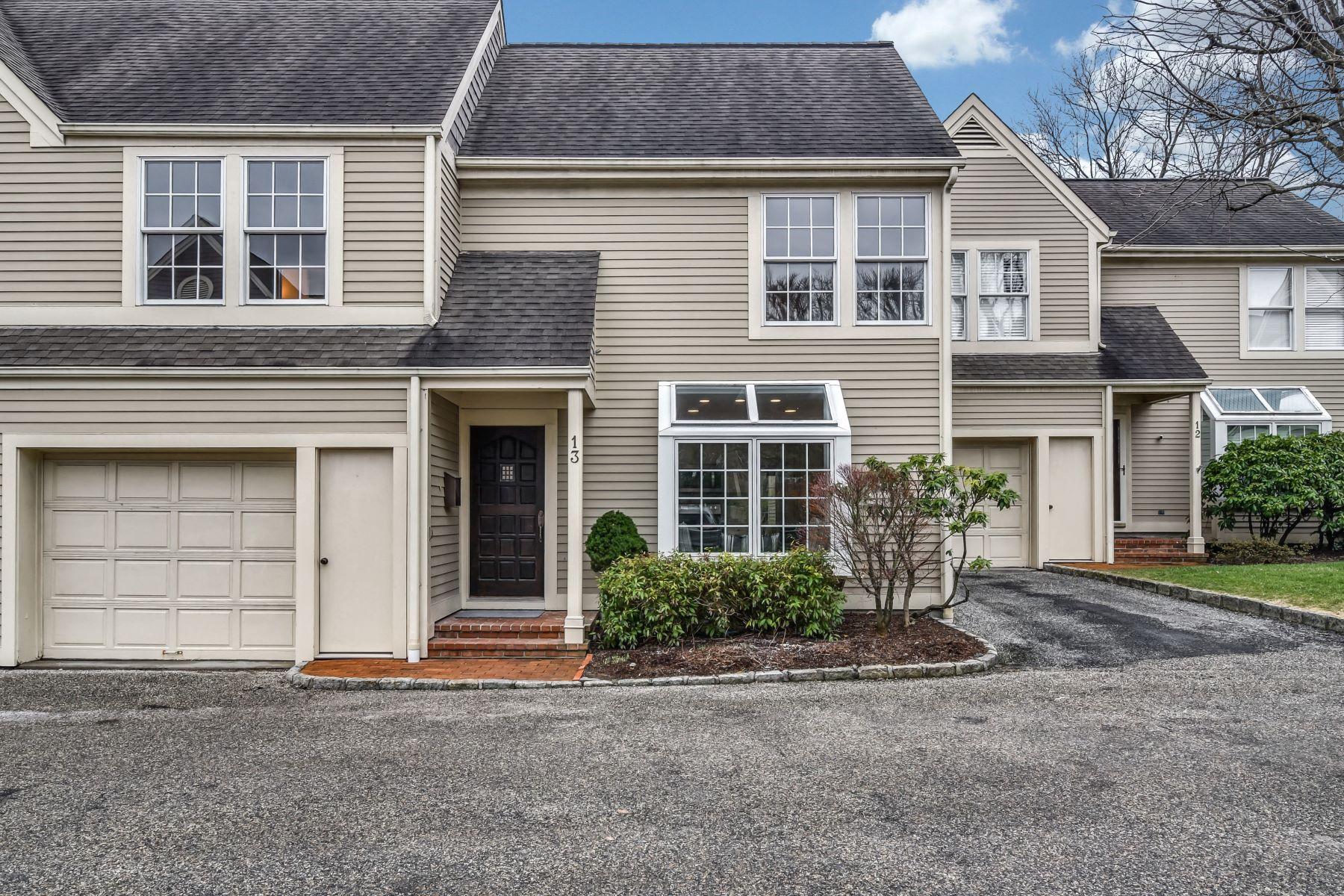 Single Family Homes för Försäljning vid 13 Darien Close 13, Darien, Connecticut 06820 Förenta staterna