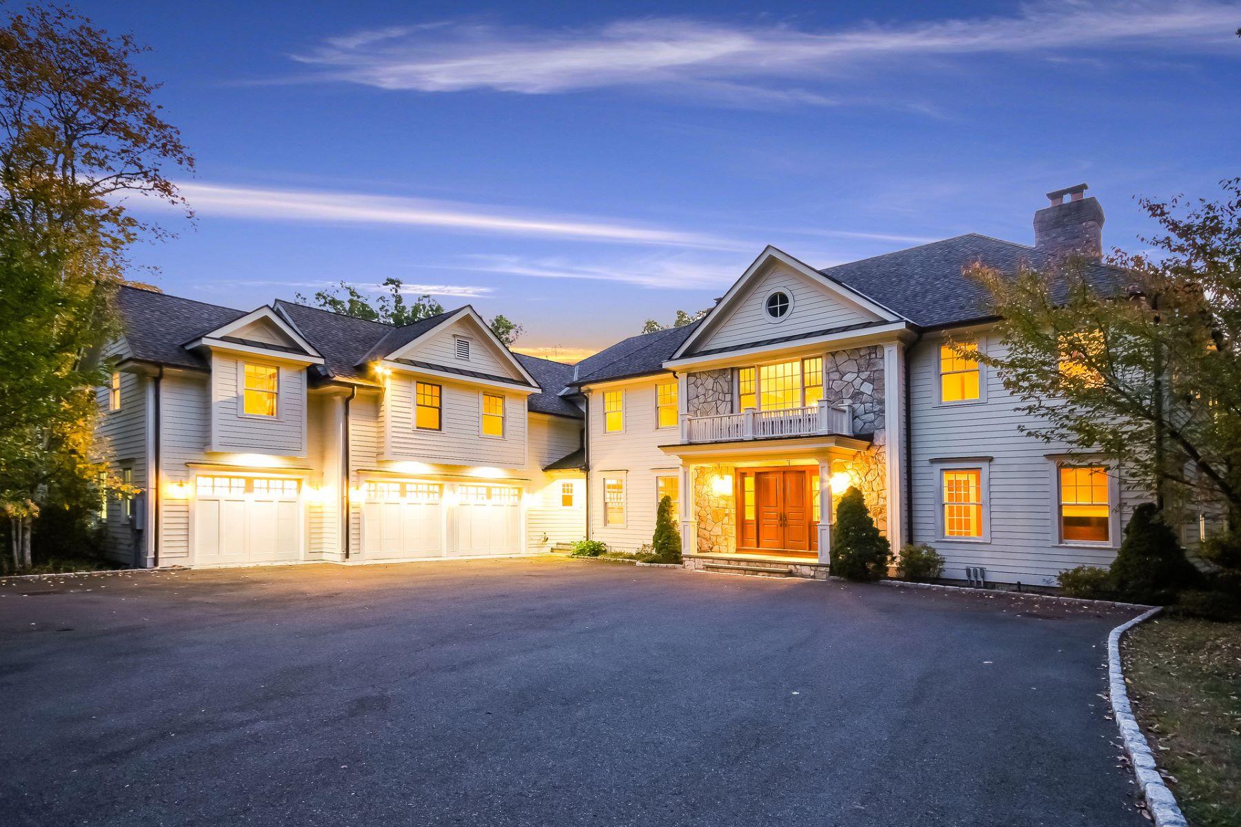 Single Family Homes للـ Sale في Weston, Connecticut 06883 United States