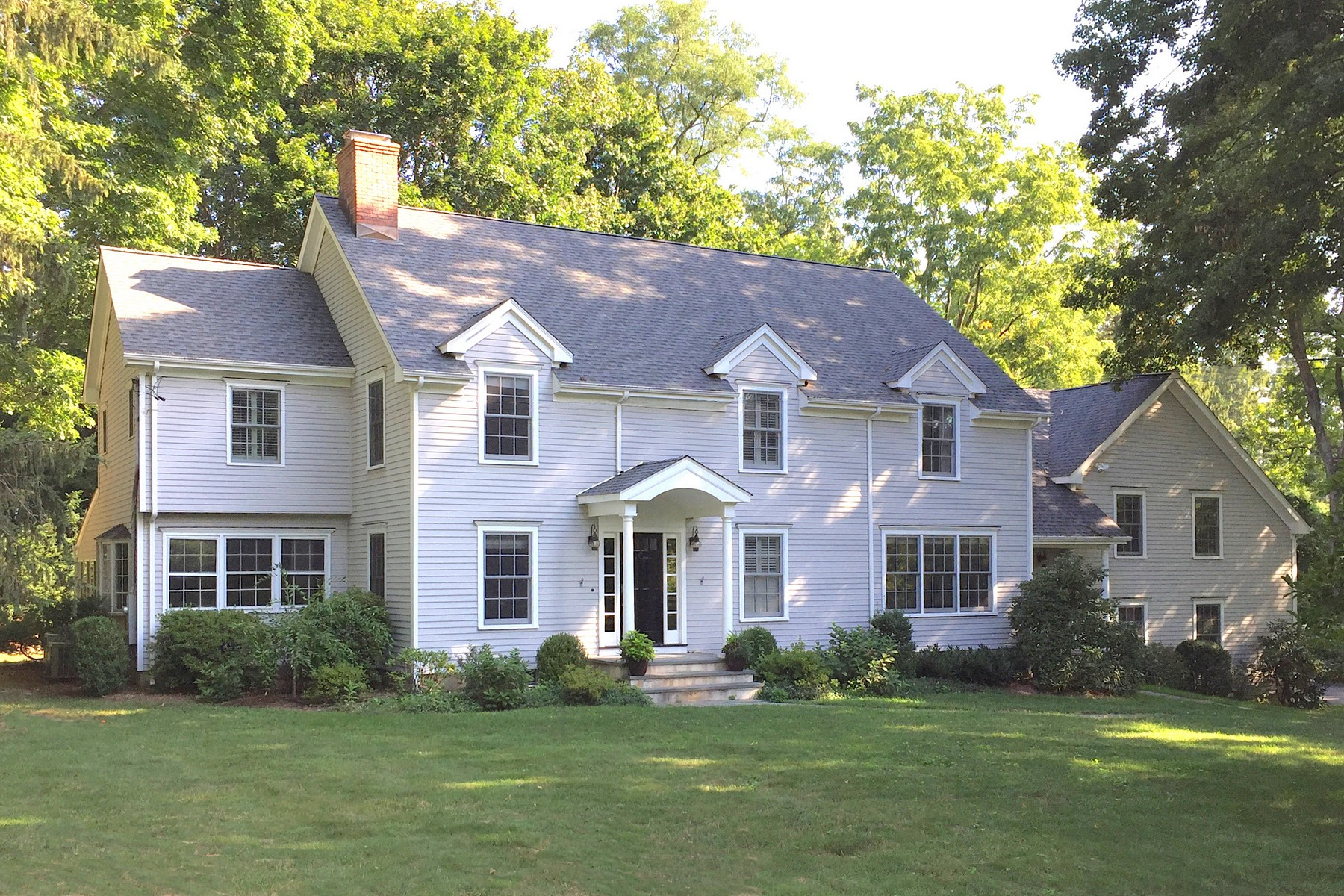 Single Family Home for Sale at Extraordinary Opportunity 181 Middlesex Road Darien, Connecticut, 06820 United States