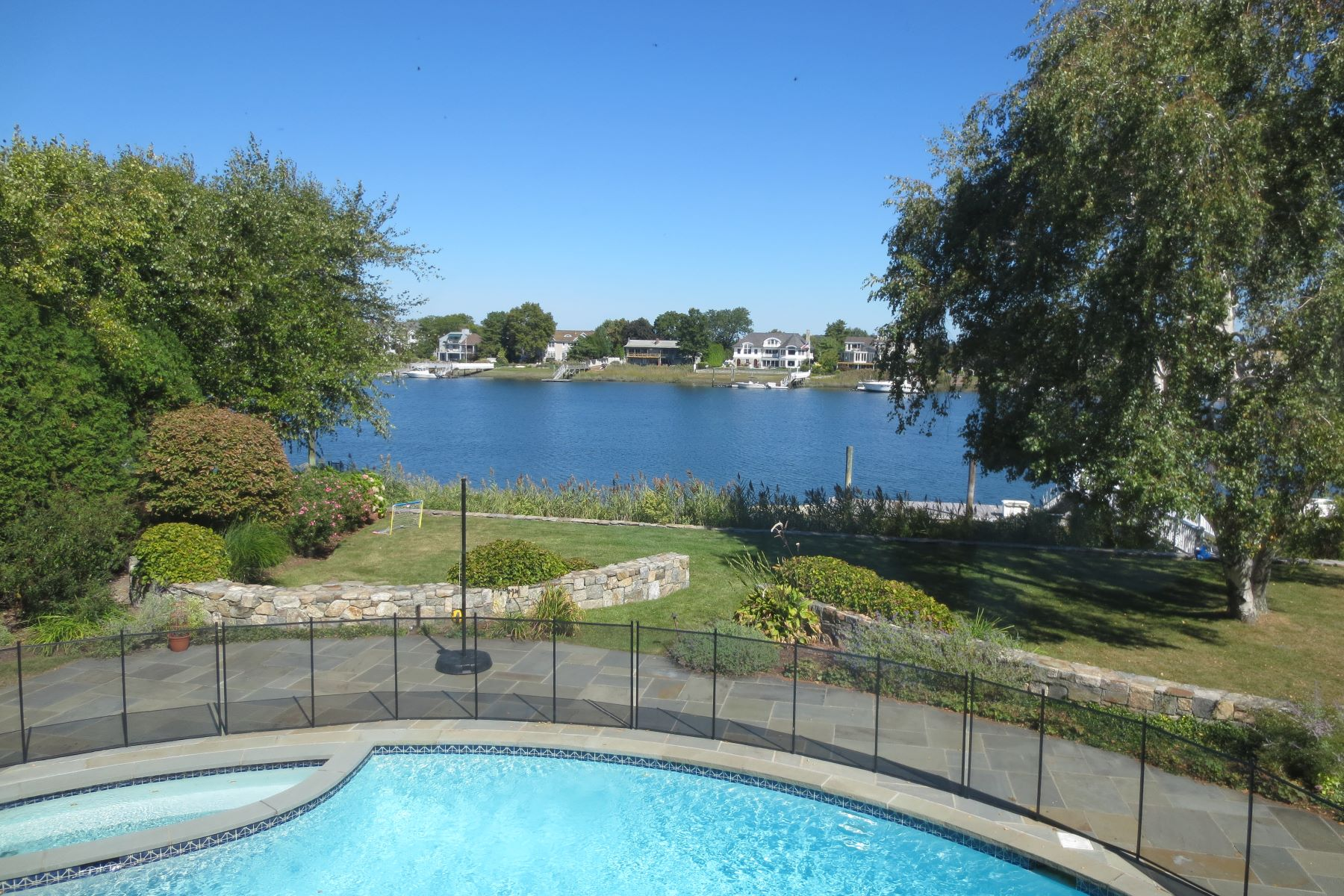 Single Family Home for Rent at A Playground on the Water 22 Surf Road Westport, Connecticut 06880 United States