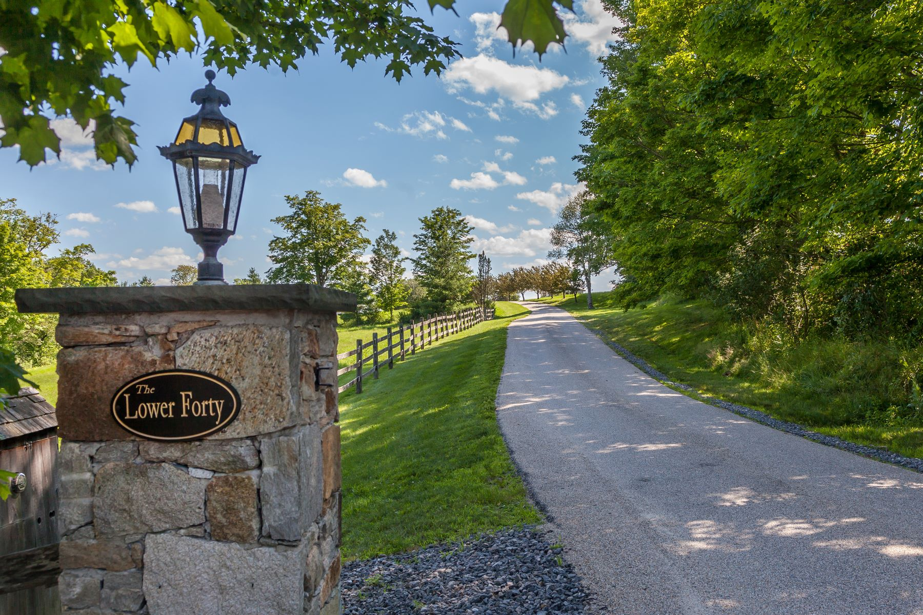 Single Family Home for Sale at Contemporary Estate with Captivating Views! 290 Northfield Road Litchfield, Connecticut 06759 United States