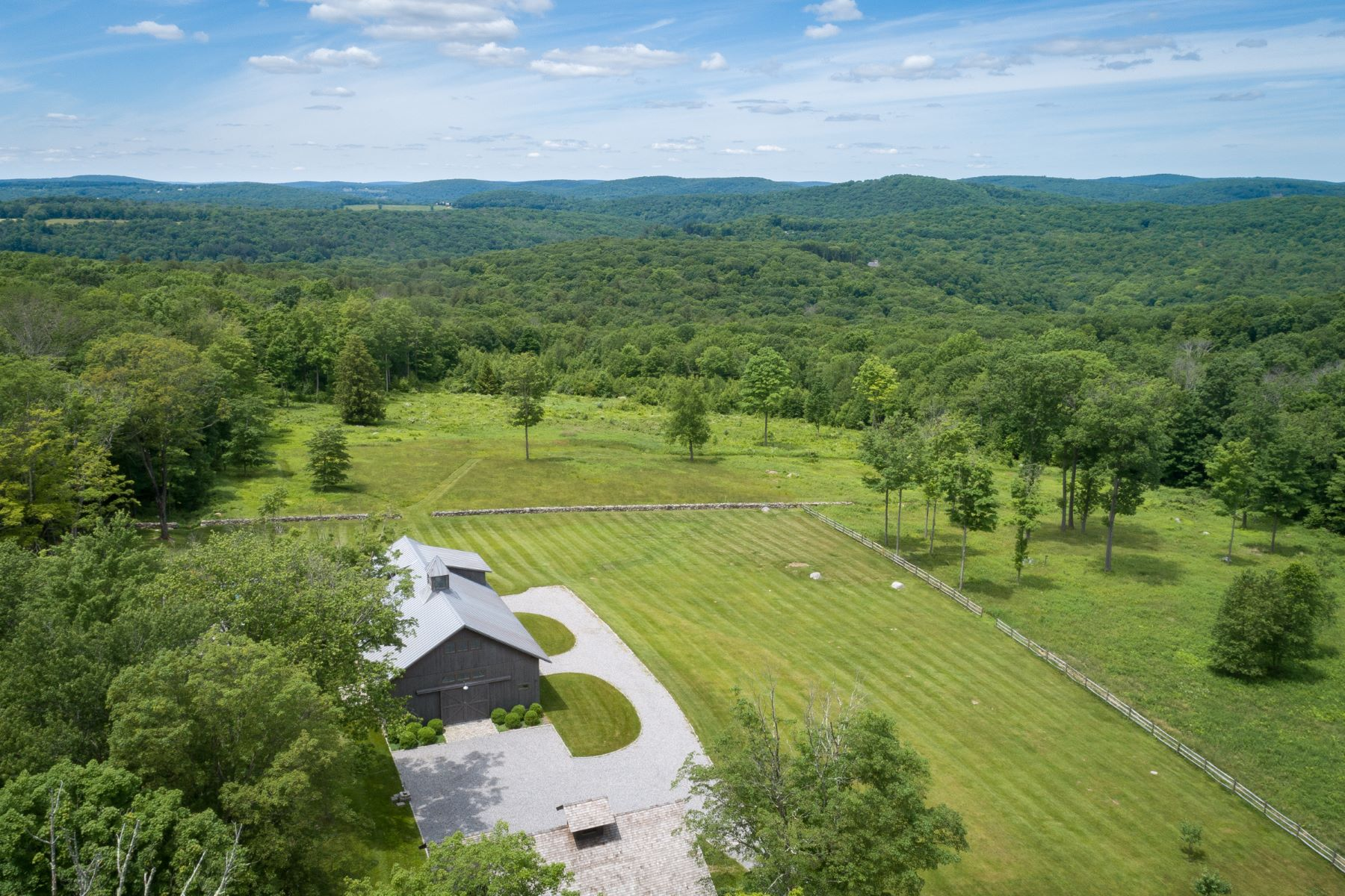 Single Family Homes for Sale at Private Modern Escape 115 Shearer Road Washington, Connecticut 06793 United States