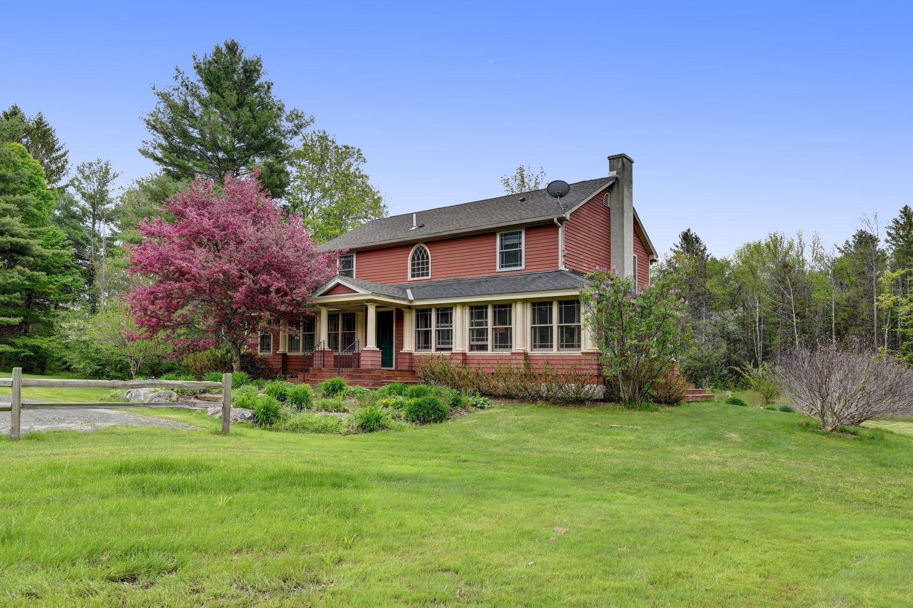 Single Family Homes for Active at Country Living 1 Old Tree Farm Rd Stockbridge, Massachusetts 01262 United States
