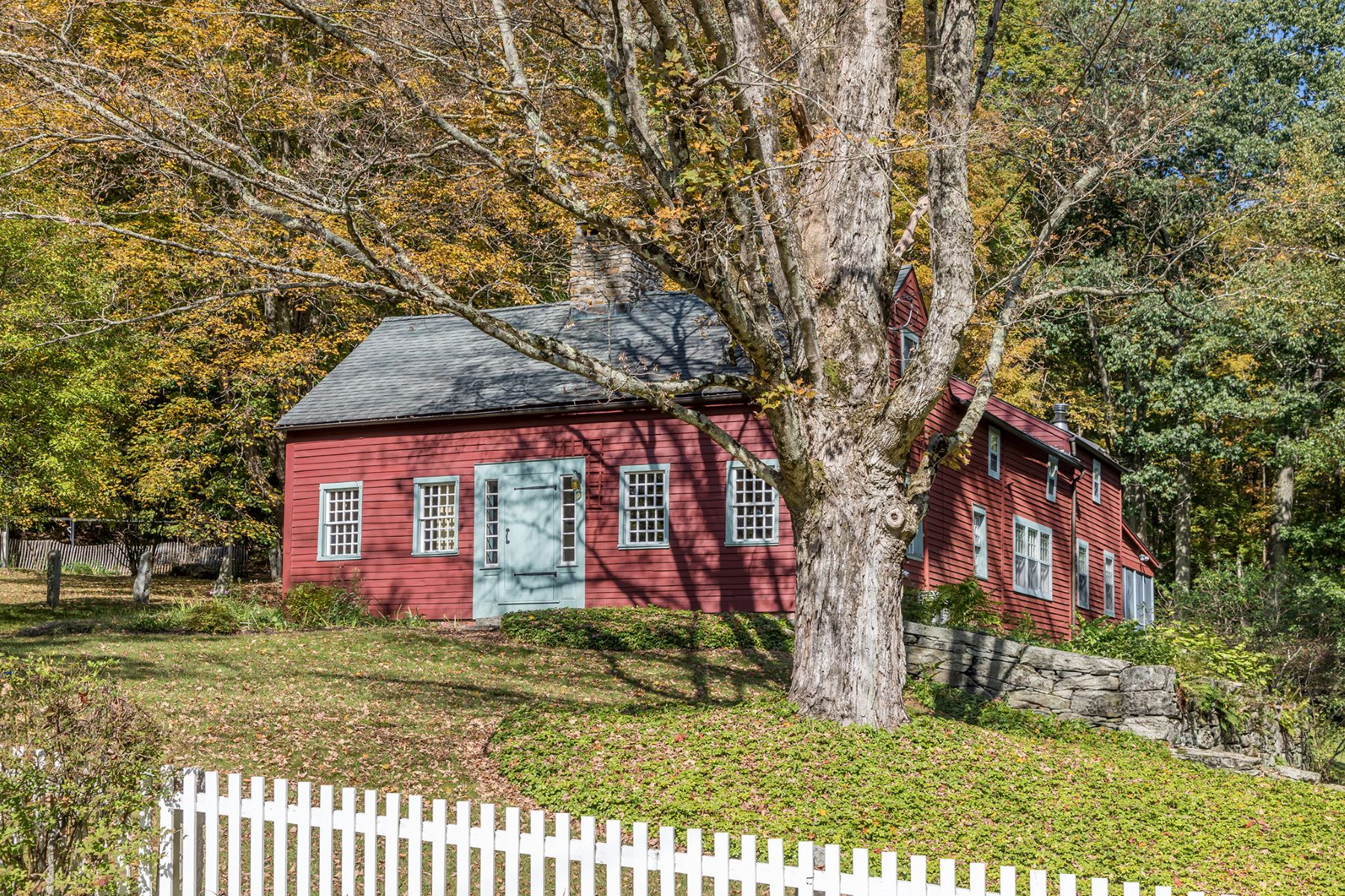Single Family Homes for Sale at Significant Antique 76 Popple Swamp Road Cornwall, Connecticut 06754 United States
