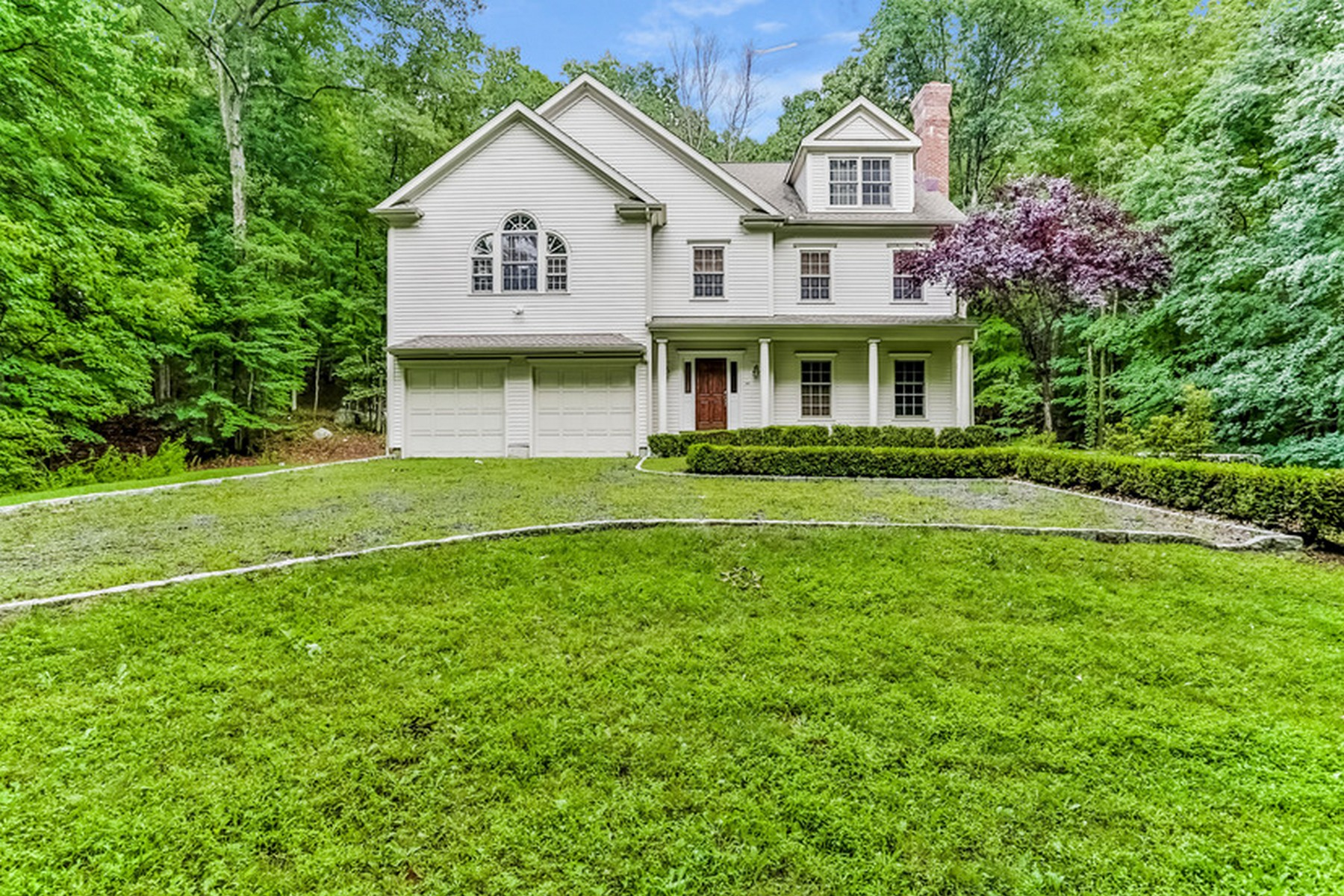 Single Family Home for Sale at Lower Weston 305 Newtown Turnpike Weston, Connecticut 06883 United States
