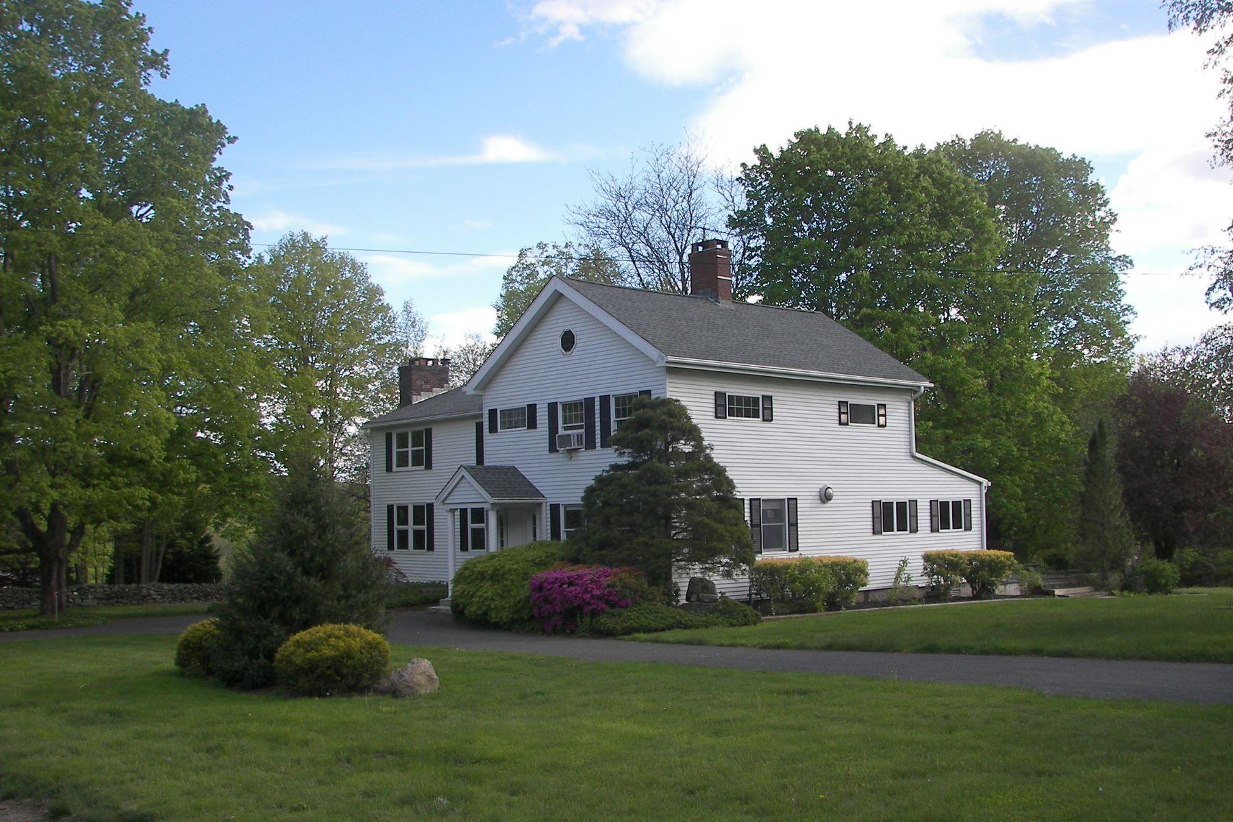 独户住宅 为 销售 在 Echo Hills Farm 197 Apple Ln 罗克斯伯里, 康涅狄格州, 06783 美国