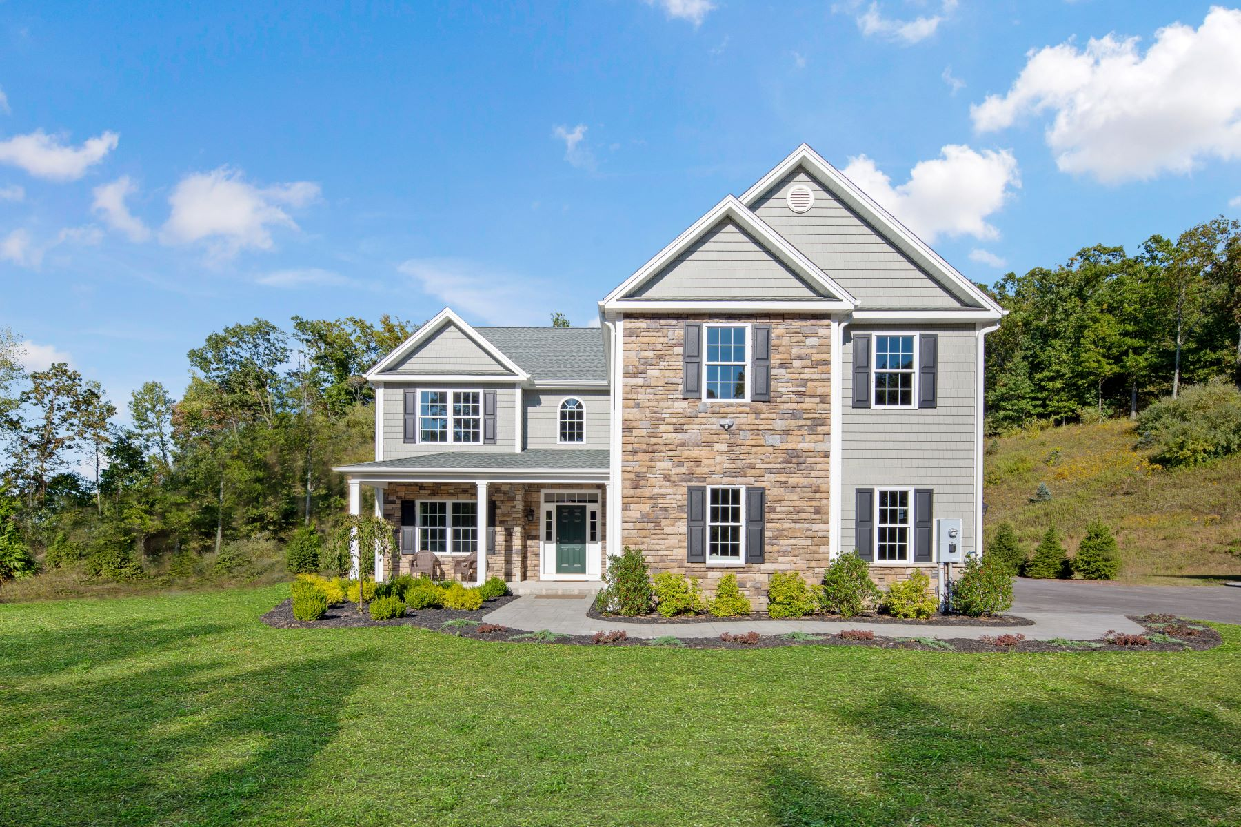 Single Family Homes for Sale at Stunning New Custom Colonial Home 15 Shelter Rock Rd Bethel, Connecticut 06801 United States
