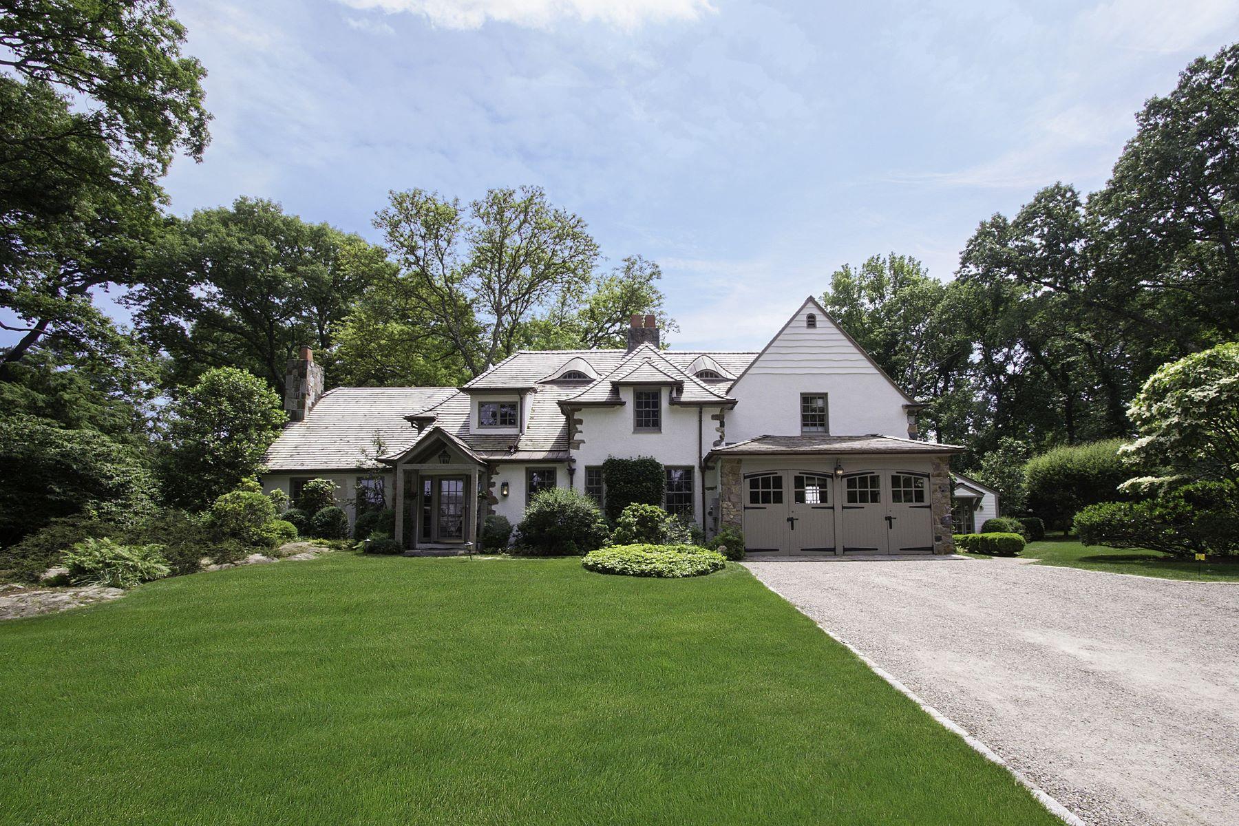 Частный односемейный дом для того Продажа на 23 Valley Road 23 Valley Road Norwalk, Коннектикут 06854 Соединенные Штаты