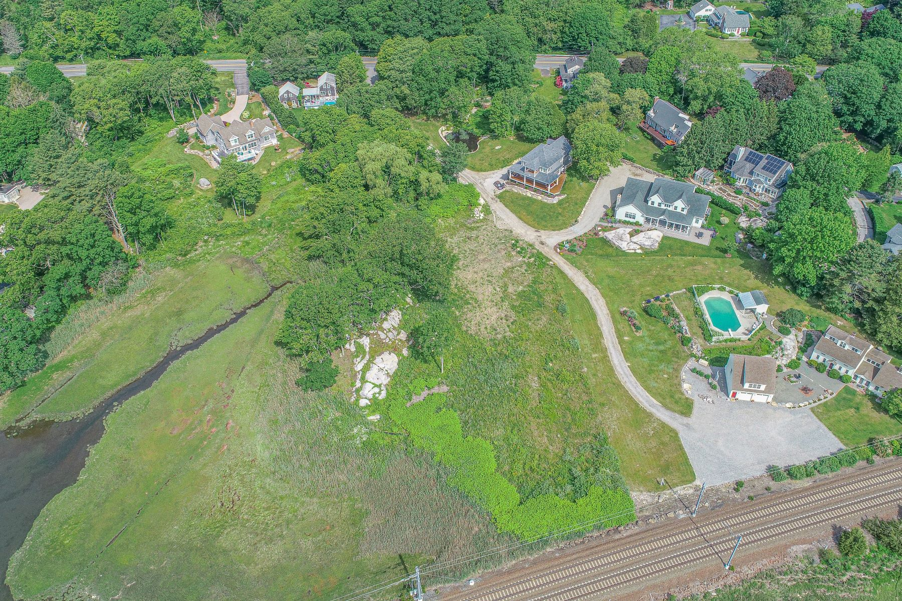 Land for Active at 504 Noank Road Groton, Connecticut 06340 United States