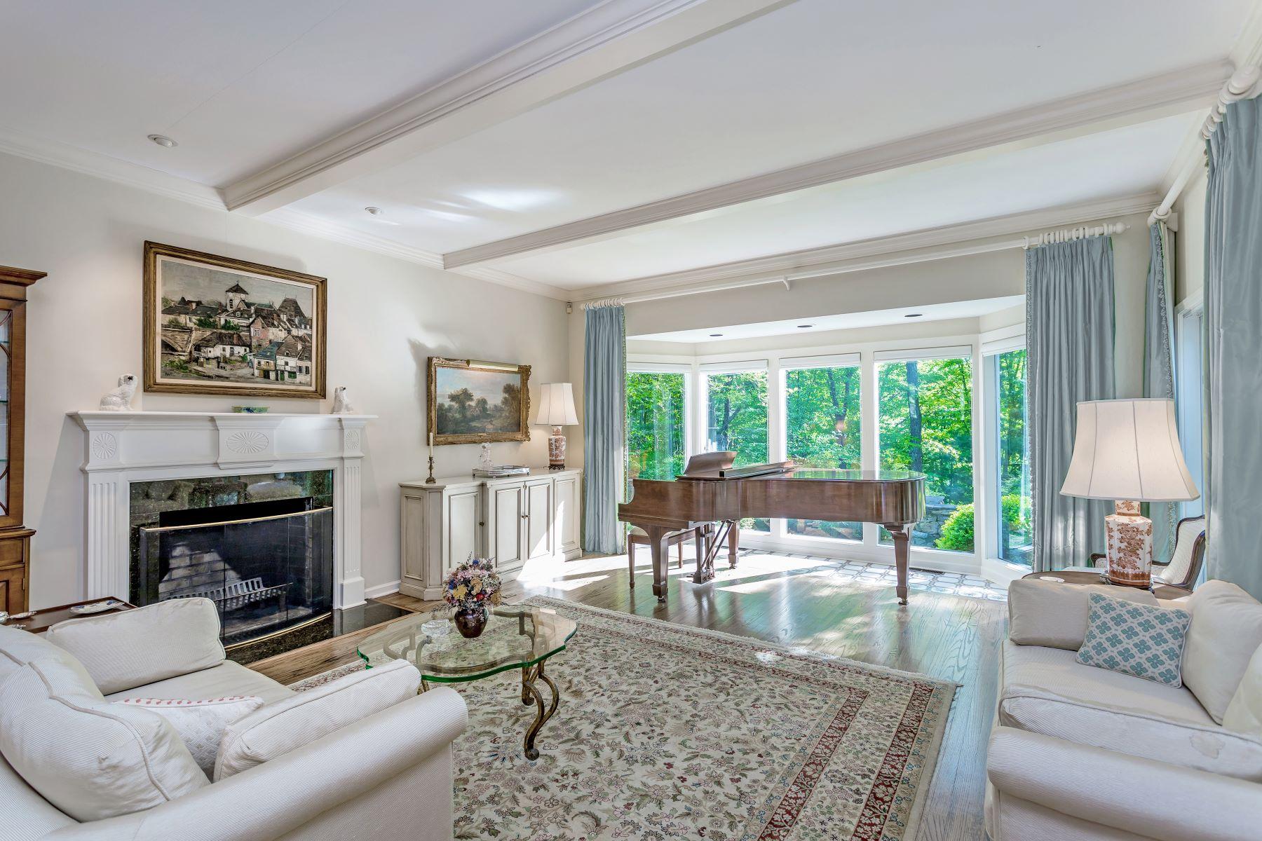 Частный односемейный дом для того Продажа на Peter Pond Estate 40 Peter Road Woodbury, Коннектикут 06798 Соединенные Штаты