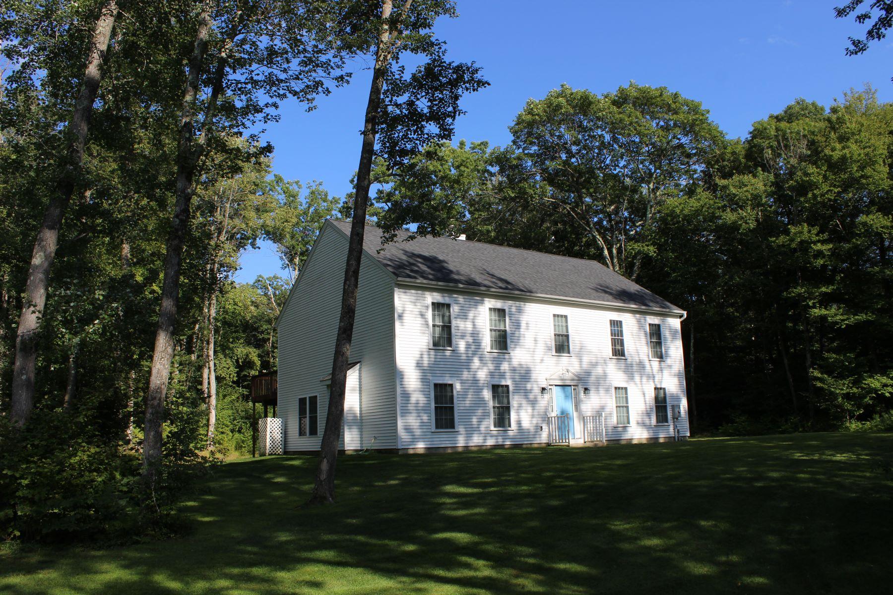 Частный односемейный дом для того Продажа на 10 Anita Warren, Коннектикут, 06754 Соединенные Штаты