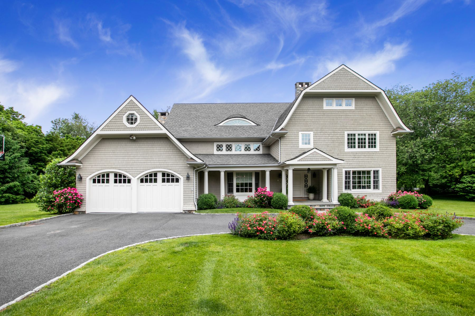 Single Family Homes for Sale at 2 Magnolia Place Rye, New York 10580 United States