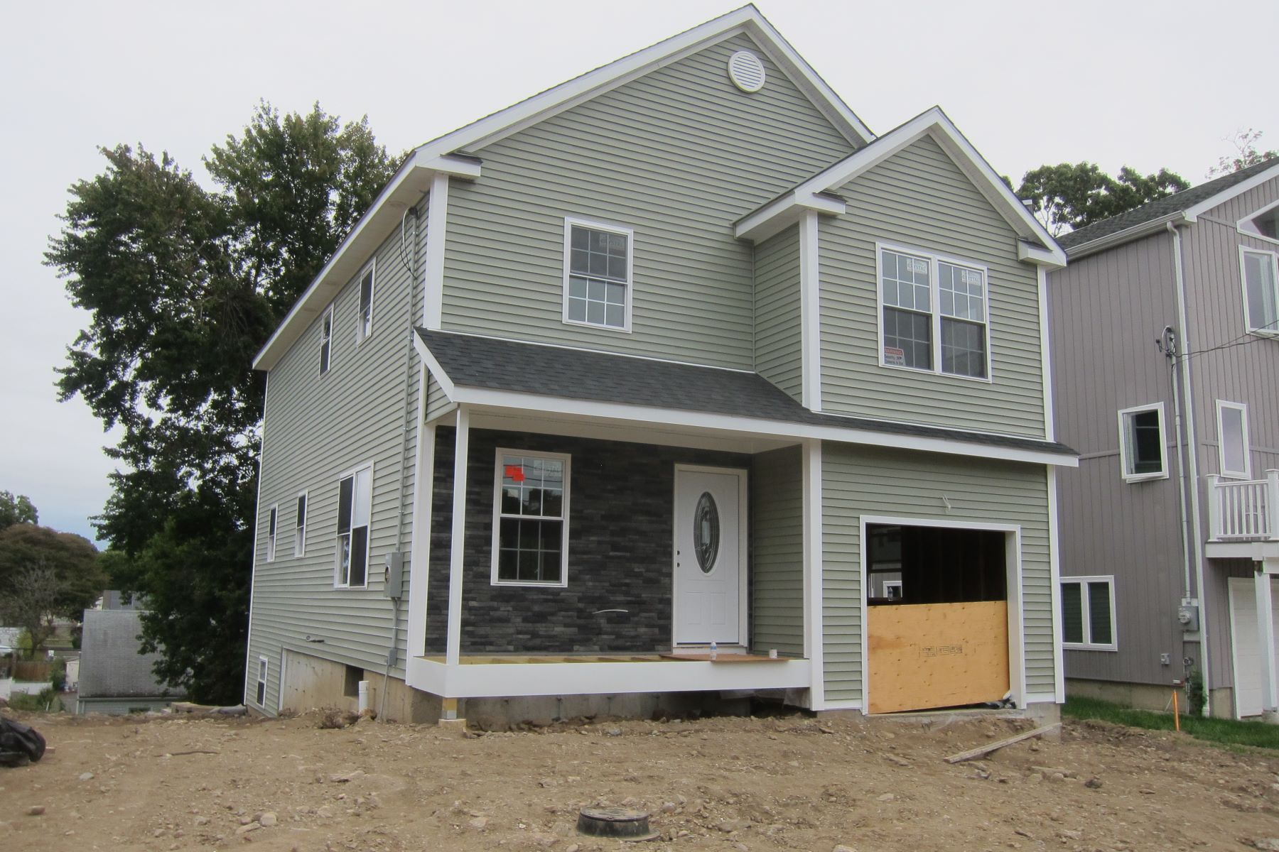 Single Family Homes for Active at Beautiful New Construction 28 Ondek Street Bridgeport, Connecticut 06610 United States