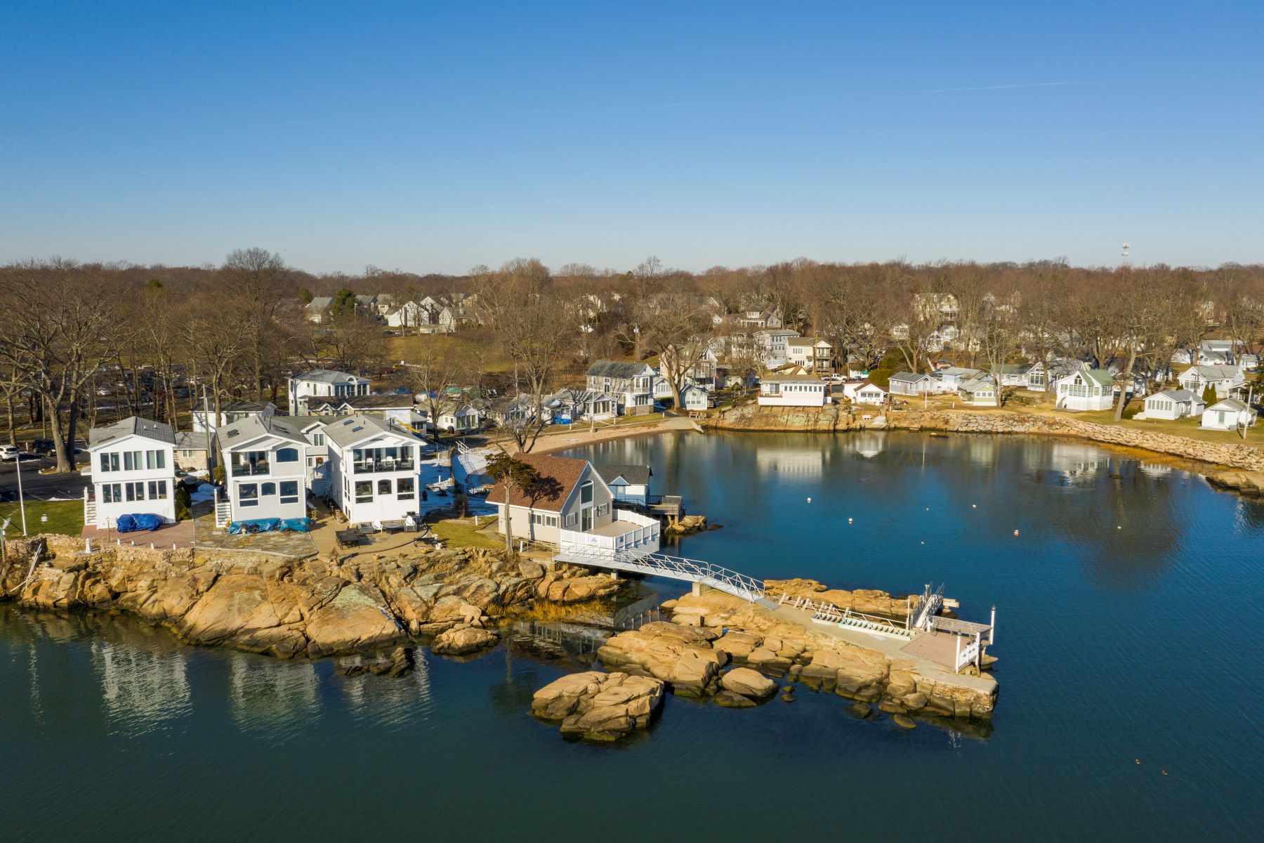 Single Family Homes for Sale at 34 Sunrise Cove Road Branford, Connecticut 06405 United States