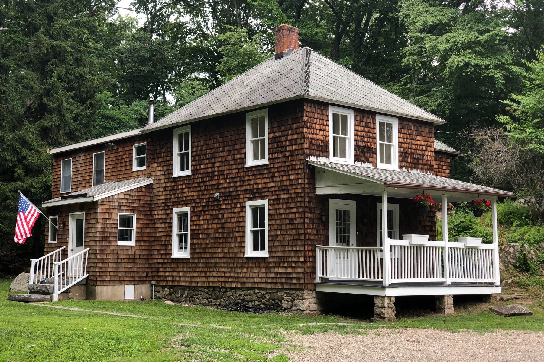 Stunning Antique Colonial Farm House 1903 Long Ridge Road Stamford, Connecticut 06903 Vereinigte Staaten
