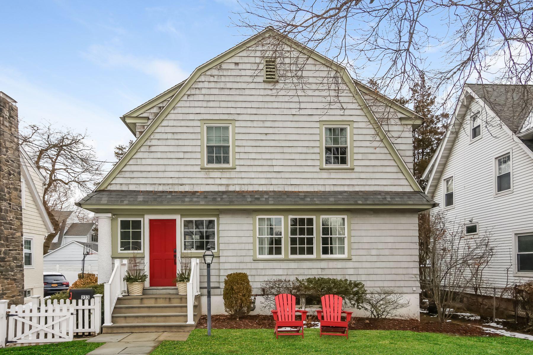 Частный односемейный дом для того Продажа на 333 Rye Beach Avenue Rye, Нью-Йорк, 10580 Соединенные Штаты