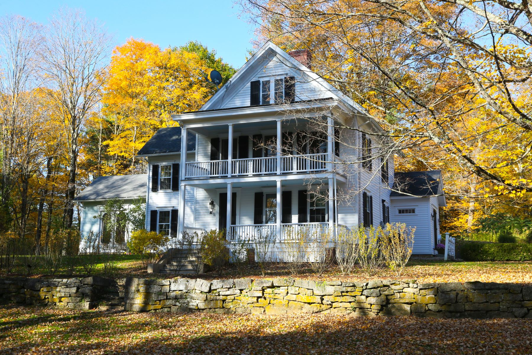 Single Family Homes for Sale at 1870 Meets 2019 272 Taconic Road Salisbury, Connecticut 06068 United States