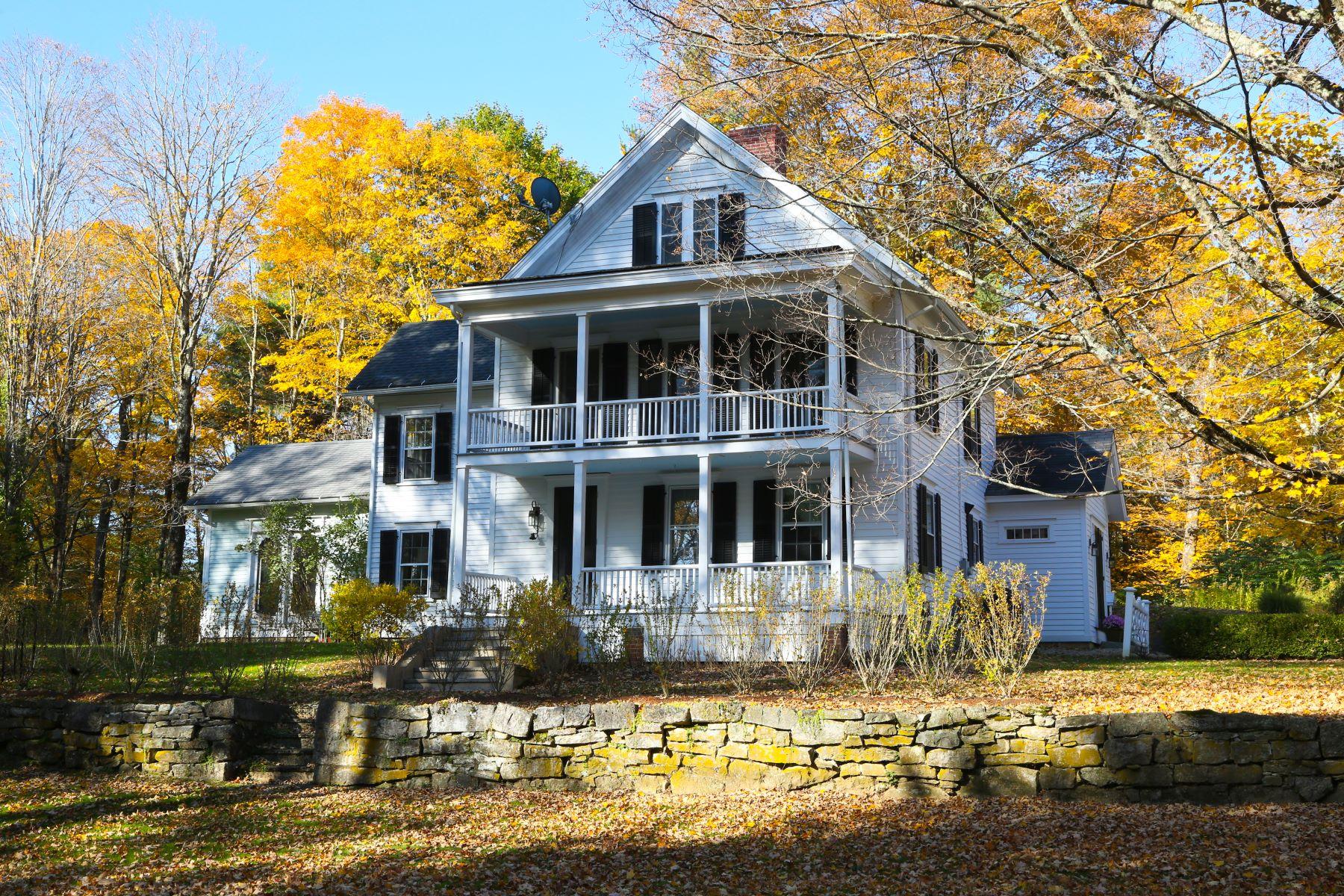 Single Family Homes 为 销售 在 1870 Meets 2019 272 Taconic Road 索尔茨伯里市, 康涅狄格州 06068 美国