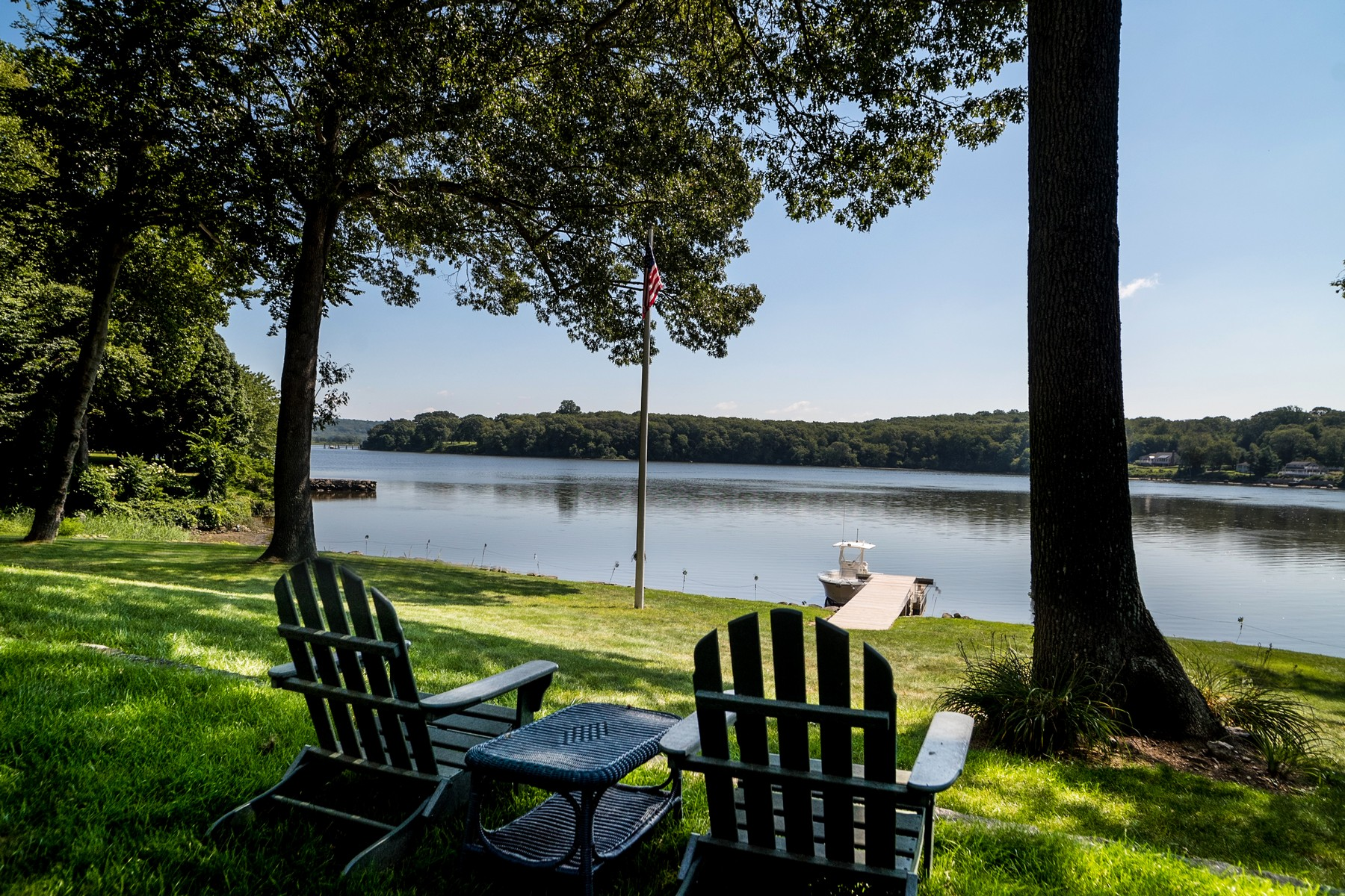Single Family Homes for Sale at A Very Special Waterfront Property Awaits You! 28 Mallard Point Road Essex, Connecticut 06426 United States