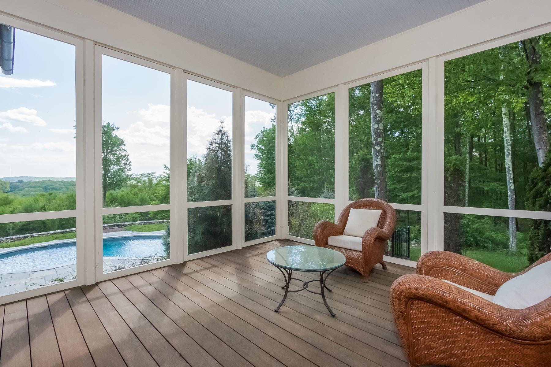 Additional photo for property listing at Bella Vista 24 Ranney Hill Road Roxbury, Connecticut 06783 États-Unis