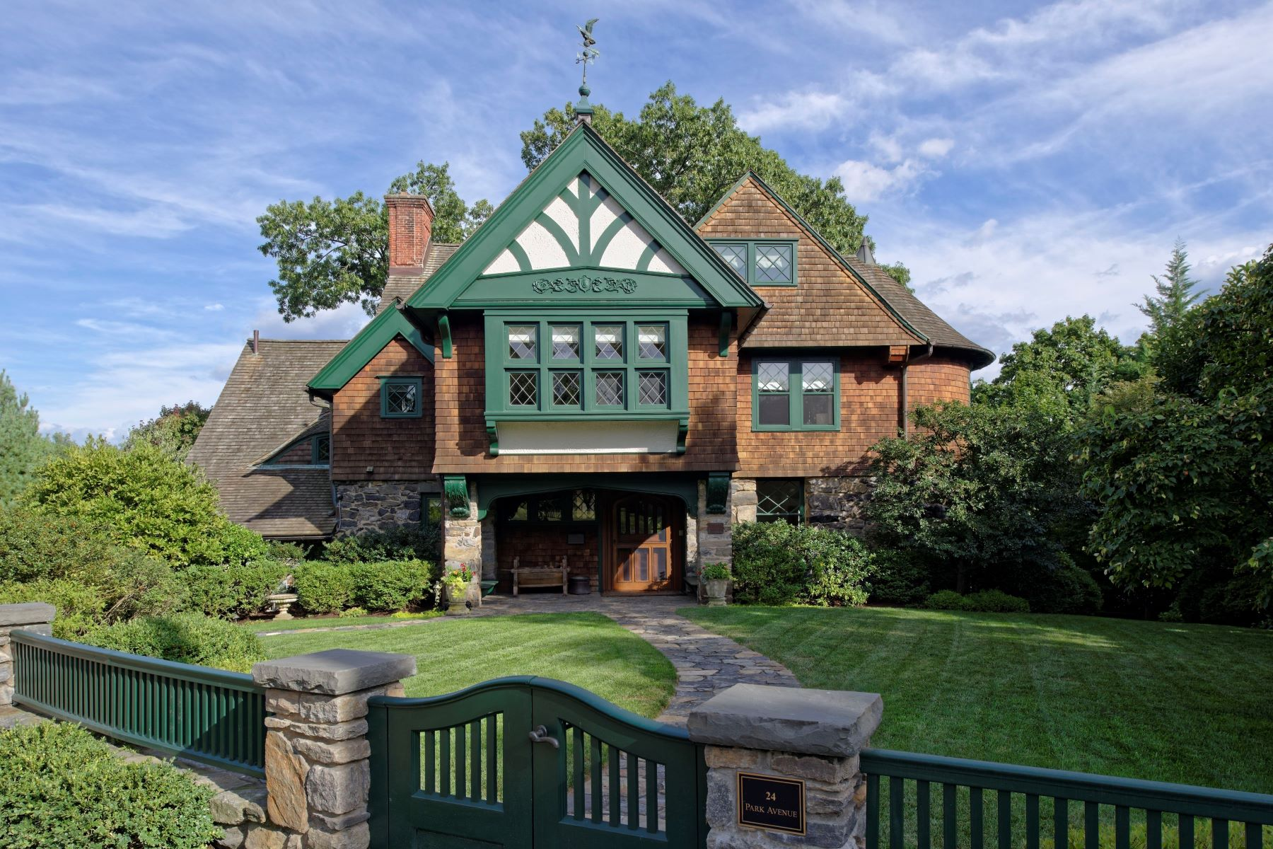 sales property at Breathtaking Bronxville Estate