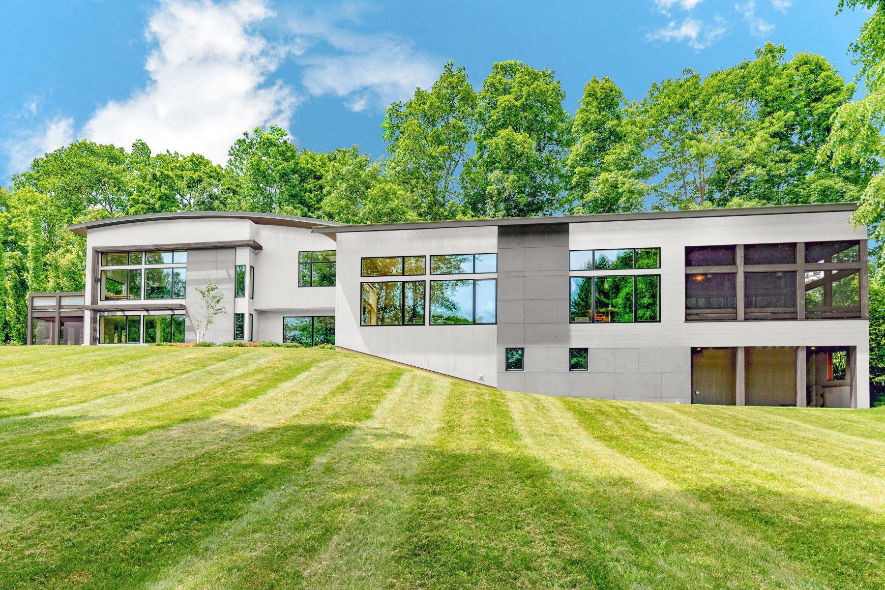 Single Family Homes for Sale at The Wexler House 157 Calhoun Street Washington, Connecticut 06794 United States