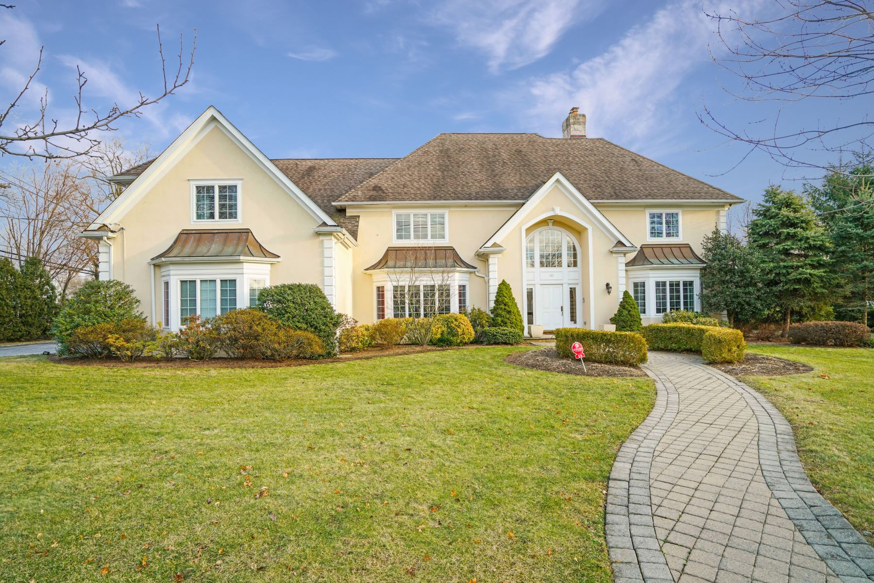 Single Family Home for Sale at Stunning Modern Colonial in Scarsdale 56 Harvest Drive, Scarsdale, New York, 10583 United States