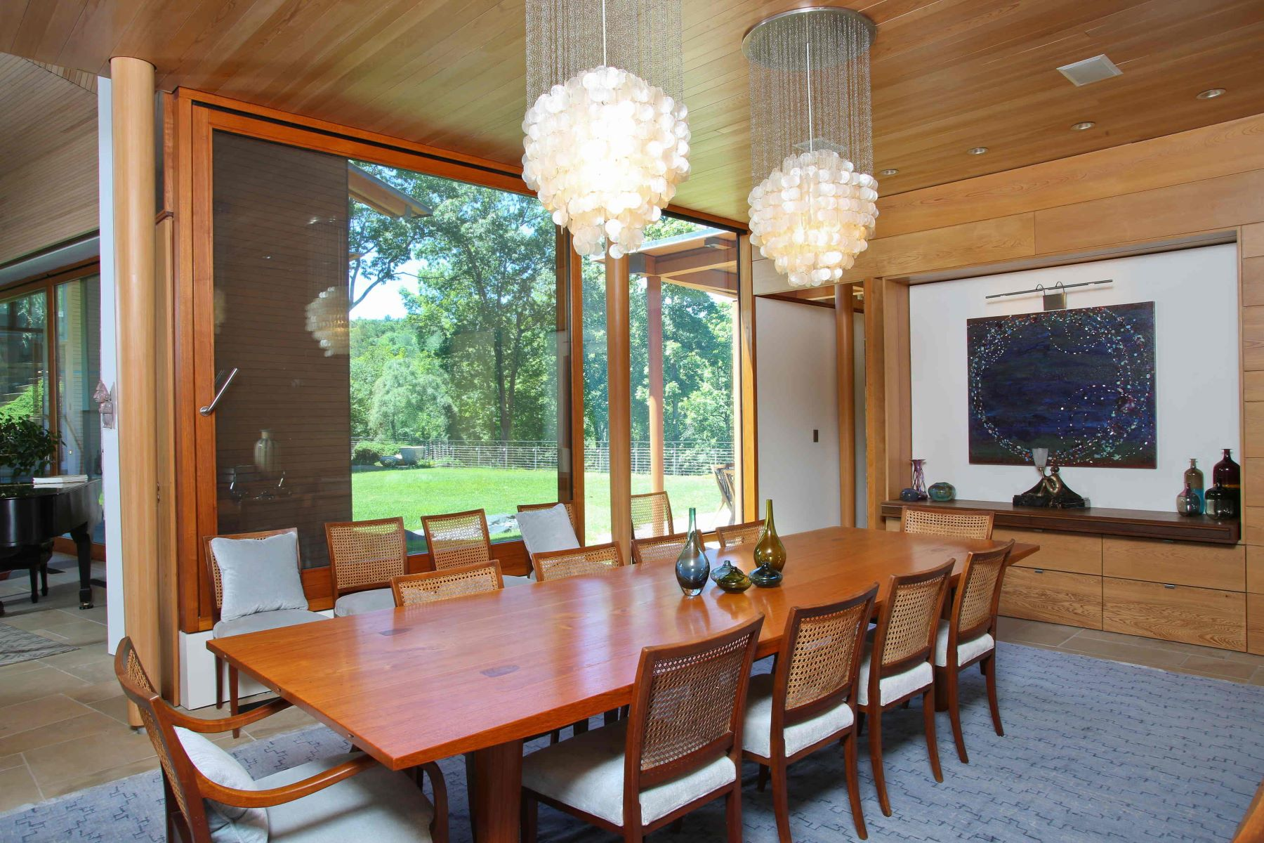 Additional photo for property listing at Magnificent. Modern. Magical. 46 Senff Road Washington, Connecticut 06793 United States