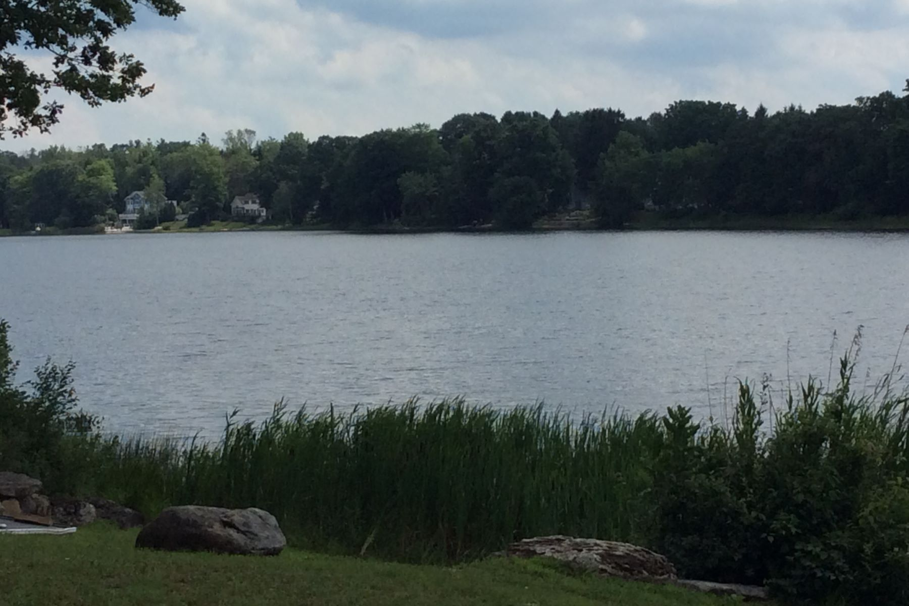 Single Family Homes للـ Sale في To Be Built Home at Dog Pond 27 B Pond Ridge Road, Goshen, Connecticut 06756 United States