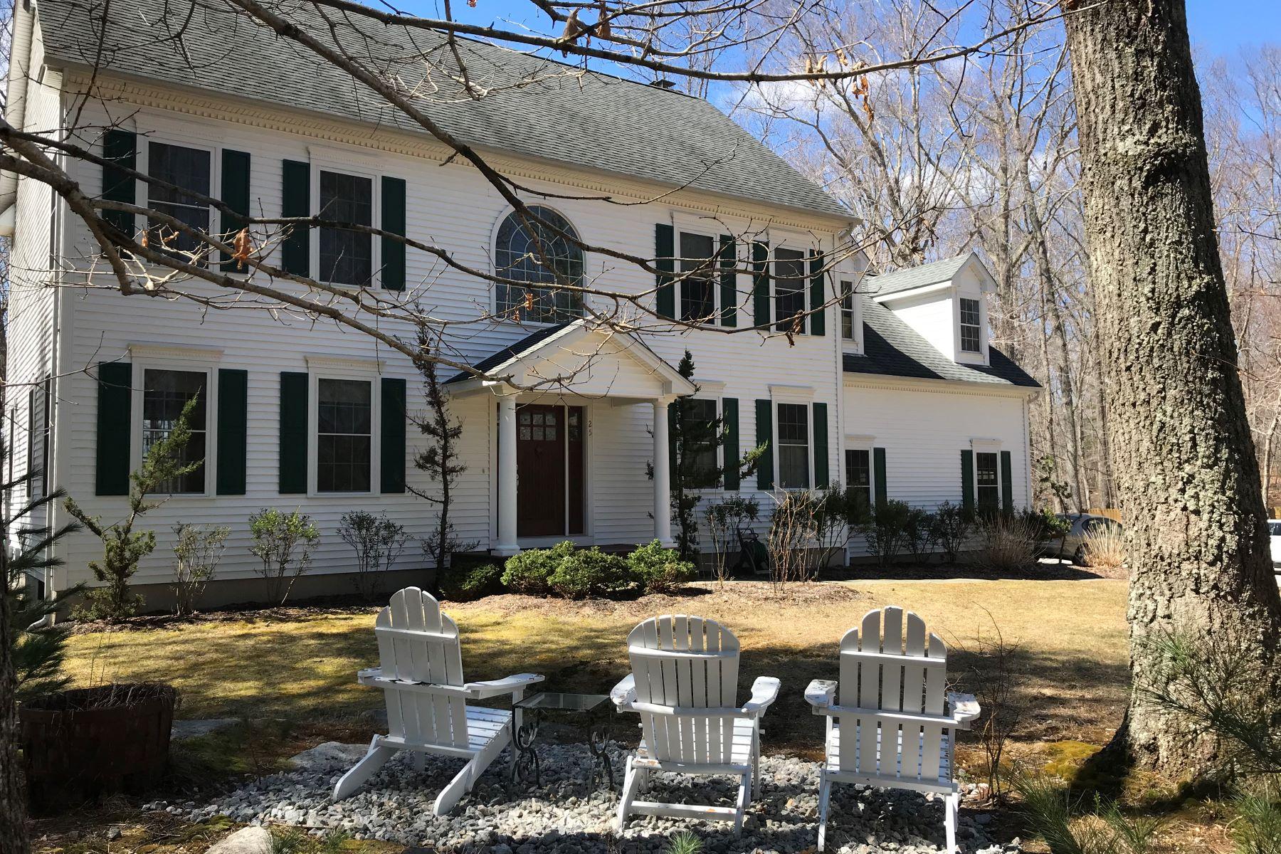 Eensgezinswoning voor Verkoop op Gorgeous Setting! 25 Cow Hill Road, Killingworth, Connecticut 06419 Verenigde Staten