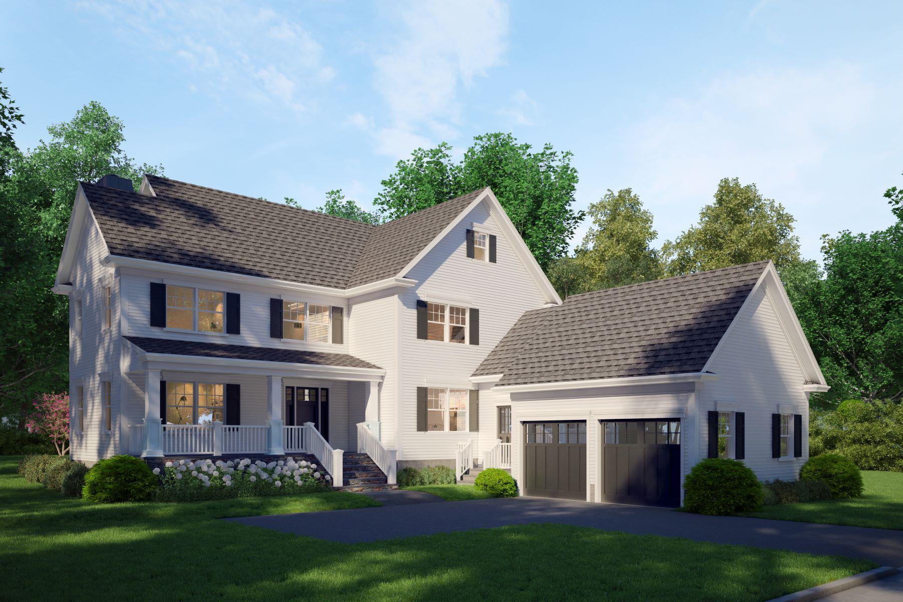 Single Family Home for Sale at Beautifully Designed New Construction in Scarsdale 42 Crossway Scarsdale, New York 10583 United States