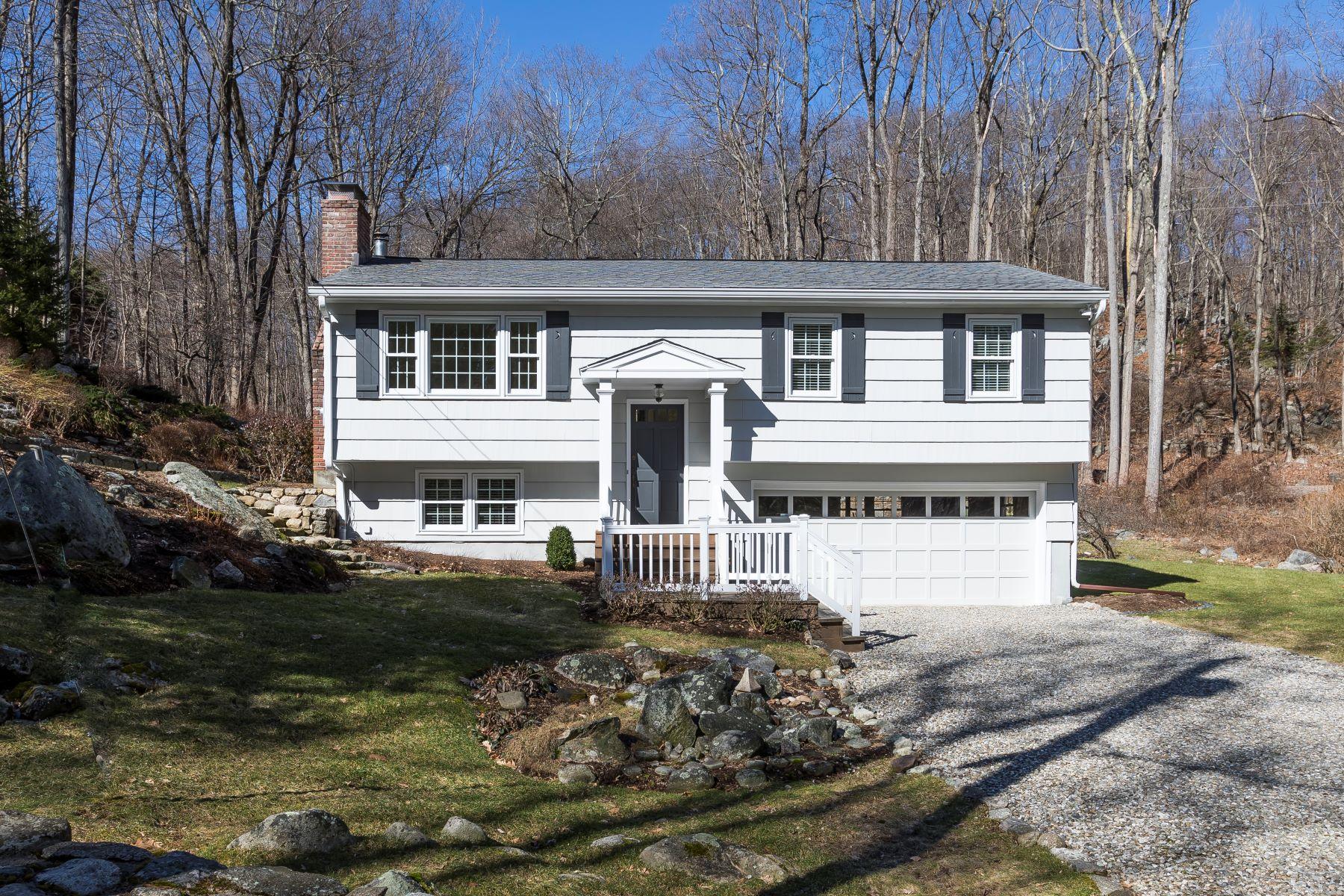 一戸建て のために 売買 アット CHARMING RAISED RANCH 77 Cooper Road, Ridgefield, コネチカット, 06877 アメリカ合衆国