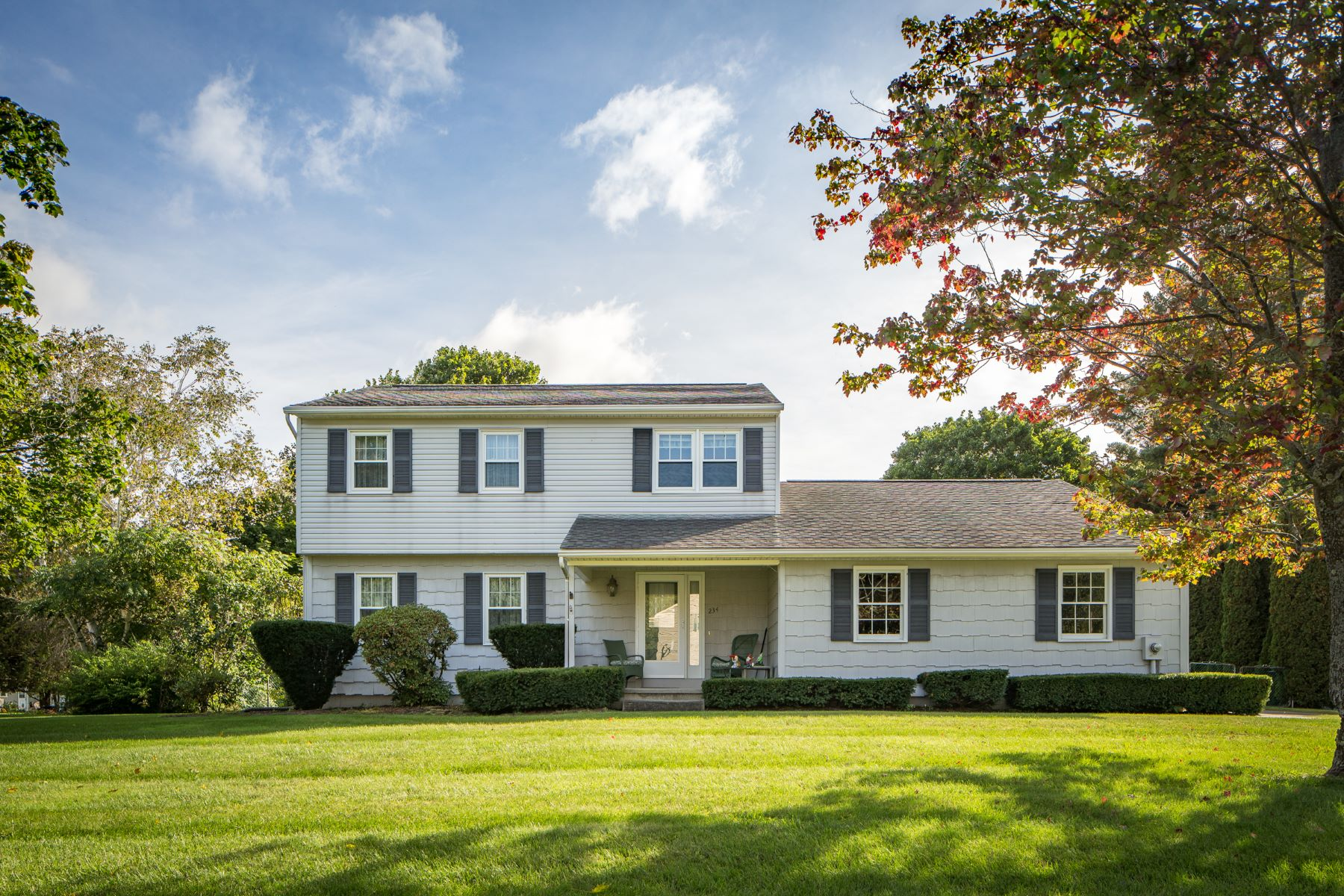 Single Family Home for Sale at Classic Four Bedroom Colonial In One Of Dalton's Finest Neighborhoods 234 Raymond Dr Dalton, Massachusetts 01226 United States