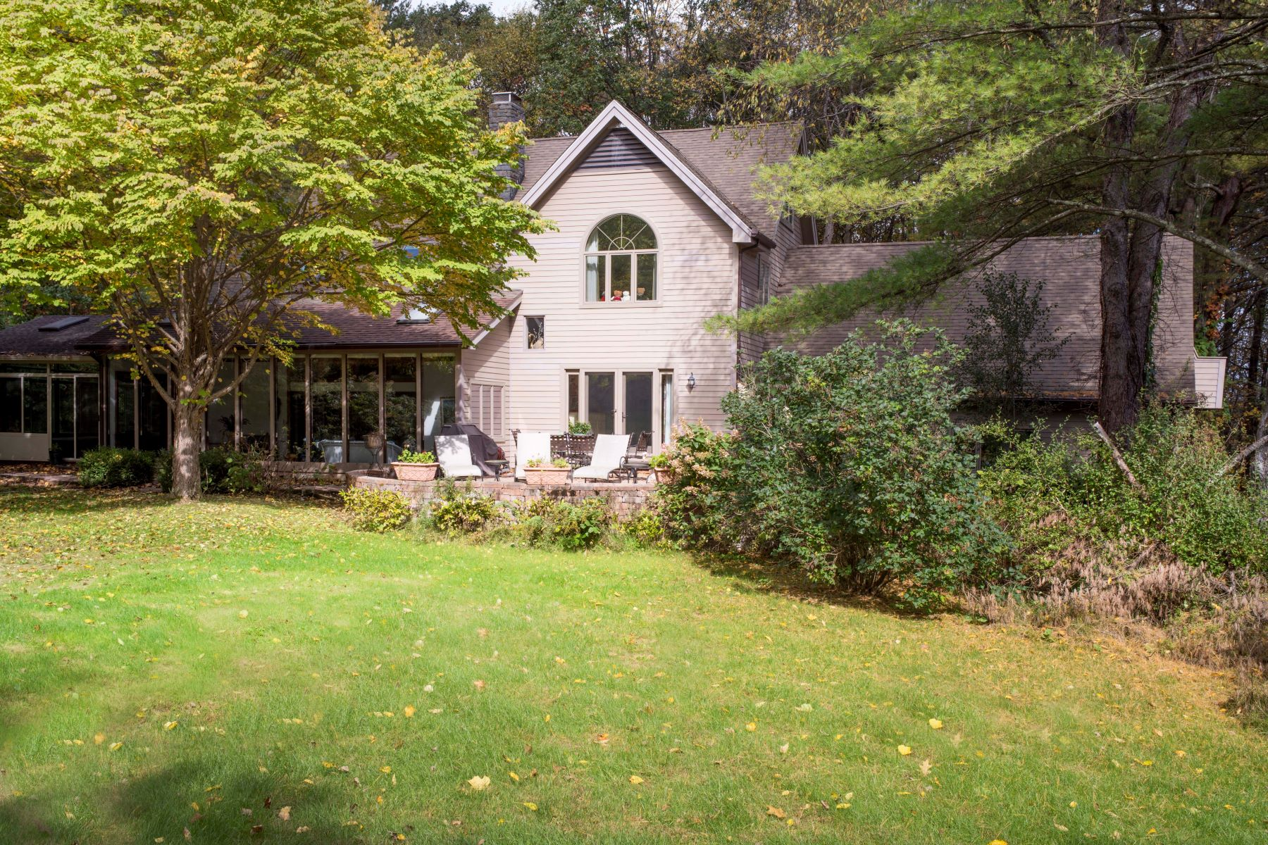 Single Family Home for Active at Bucolic Retreat Minutes From Downtown 46 West Center Rd West Stockbridge, Massachusetts 01266 United States