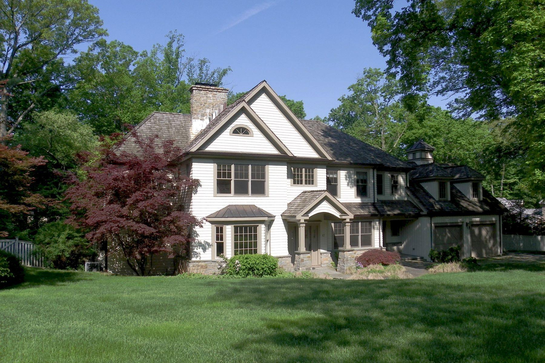 Частный односемейный дом для того Продажа на 17 Westview Lane 17 Westview Lane Norwalk, Коннектикут 06854 Соединенные Штаты