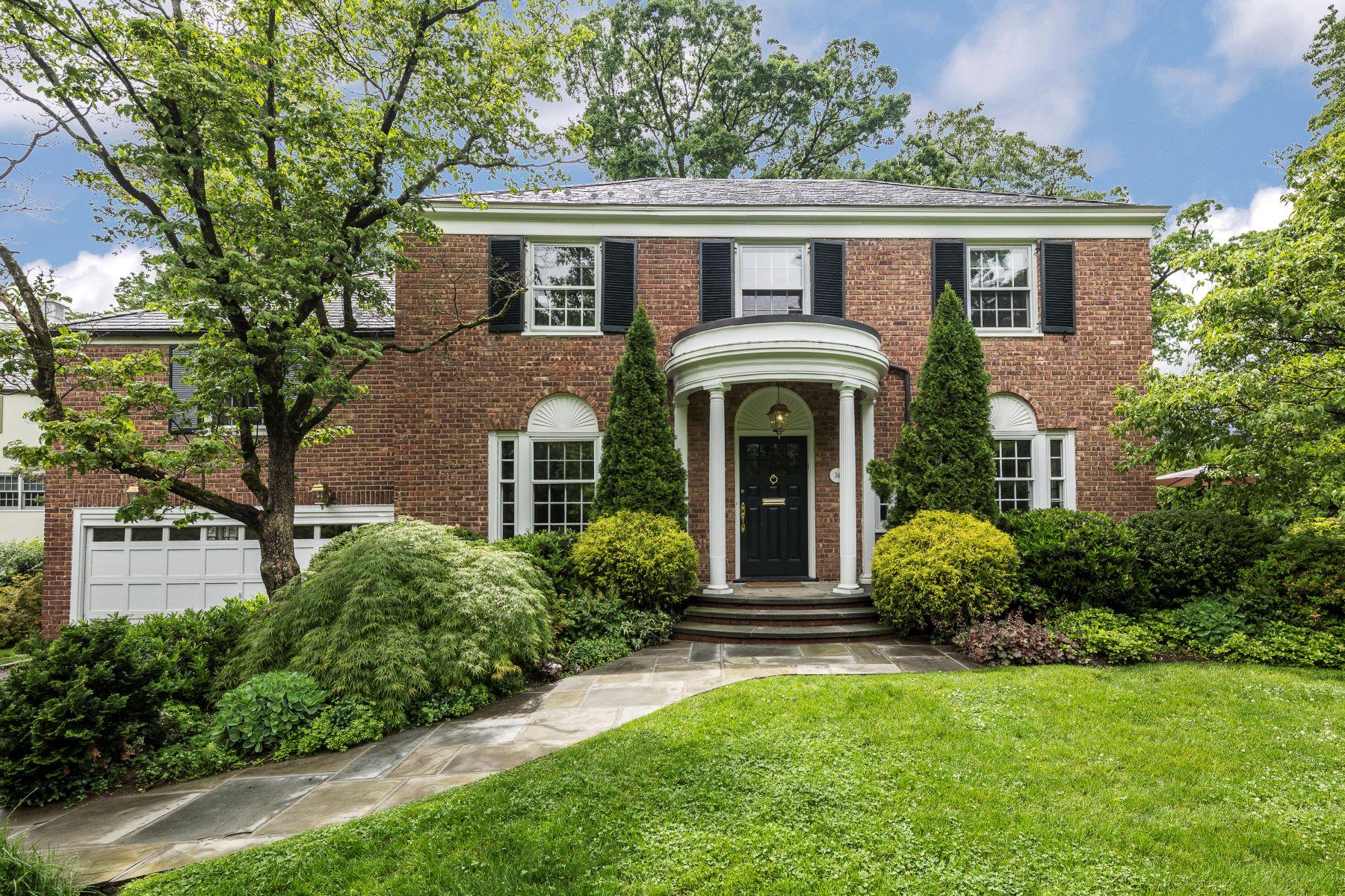 Single Family Homes 為 出售 在 Welcome To 34 Crawford Street Bronxville, 纽约 10708 美國