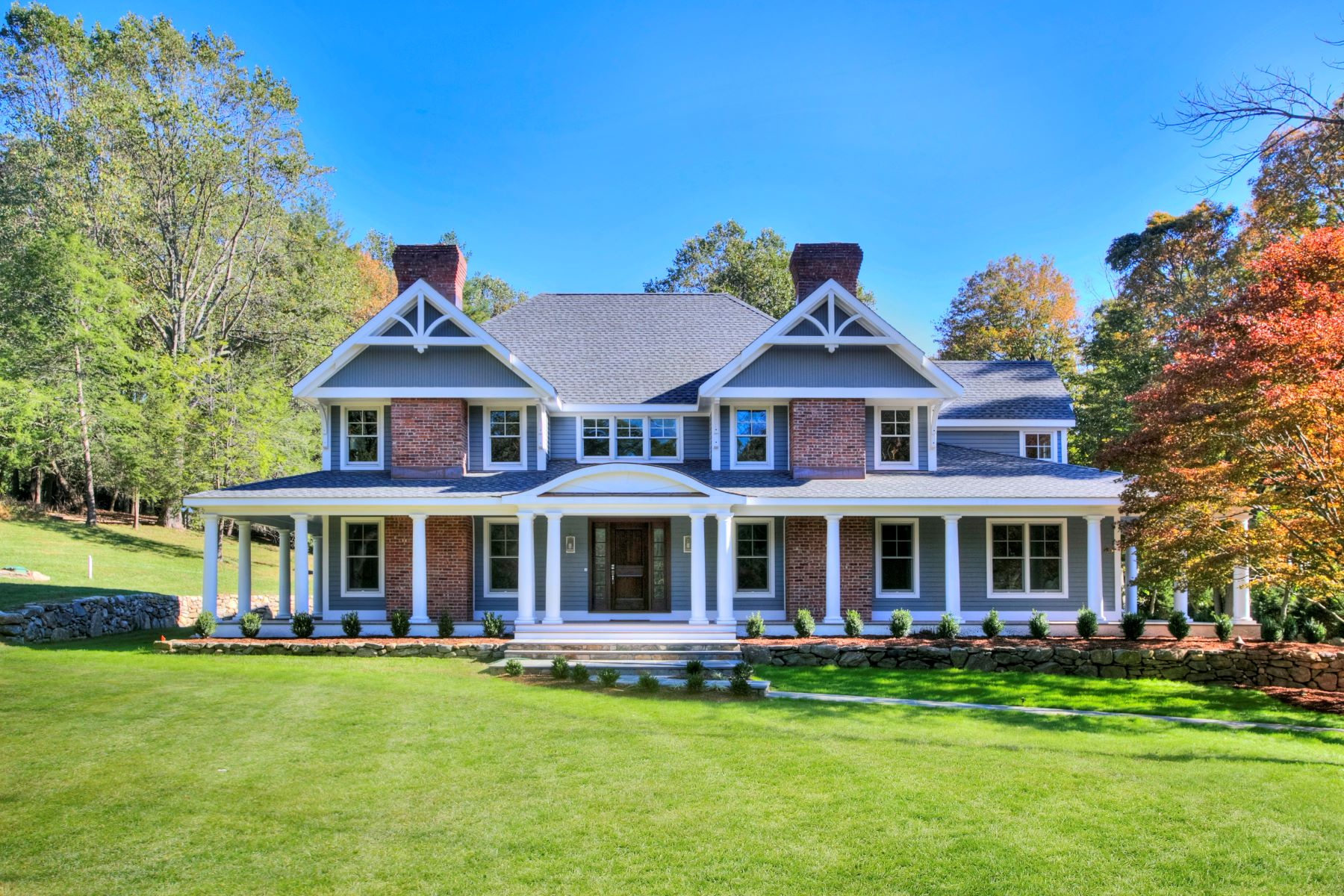 Vivienda unifamiliar por un Venta en Stunning, Thoughtfully Designed Colonial 110 Farmstead Hill Road Fairfield, Connecticut 06824 Estados Unidos