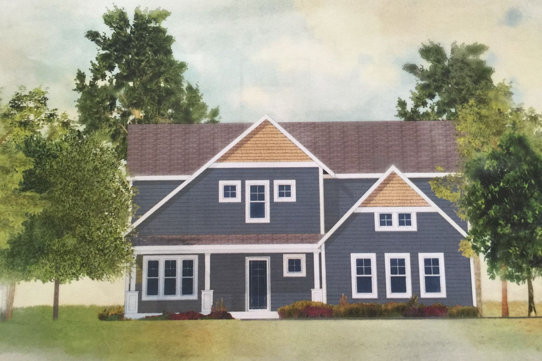 Moradia para Venda às Autumn Ridge Development 4 Autumn Ridge Westbrook, Connecticut, 06498 Estados Unidos
