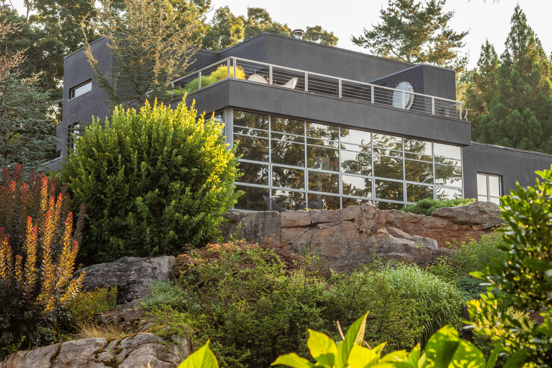 single family homes for Sale at Shoreline Modern 6 Juniper Point Road, Branford, Connecticut 06405 United States