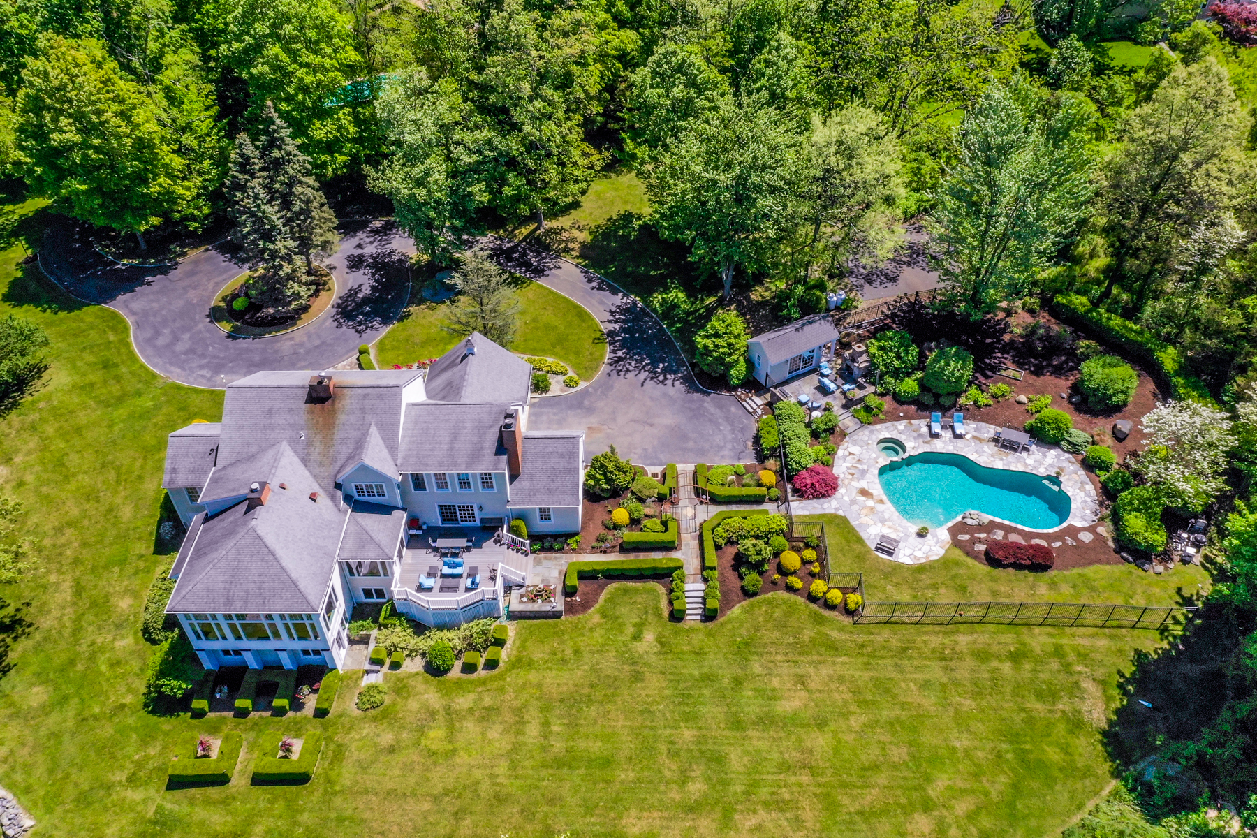 single family homes for Sale at A Premier Opportunity 116a Tower Road, Brookfield, Connecticut 06804 United States