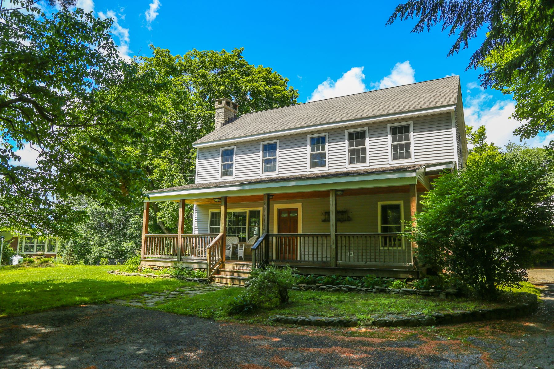 Single Family Home for Sale at Mountain View Farm 67 Fuller Mountain, Kent, Connecticut, 06757 United States