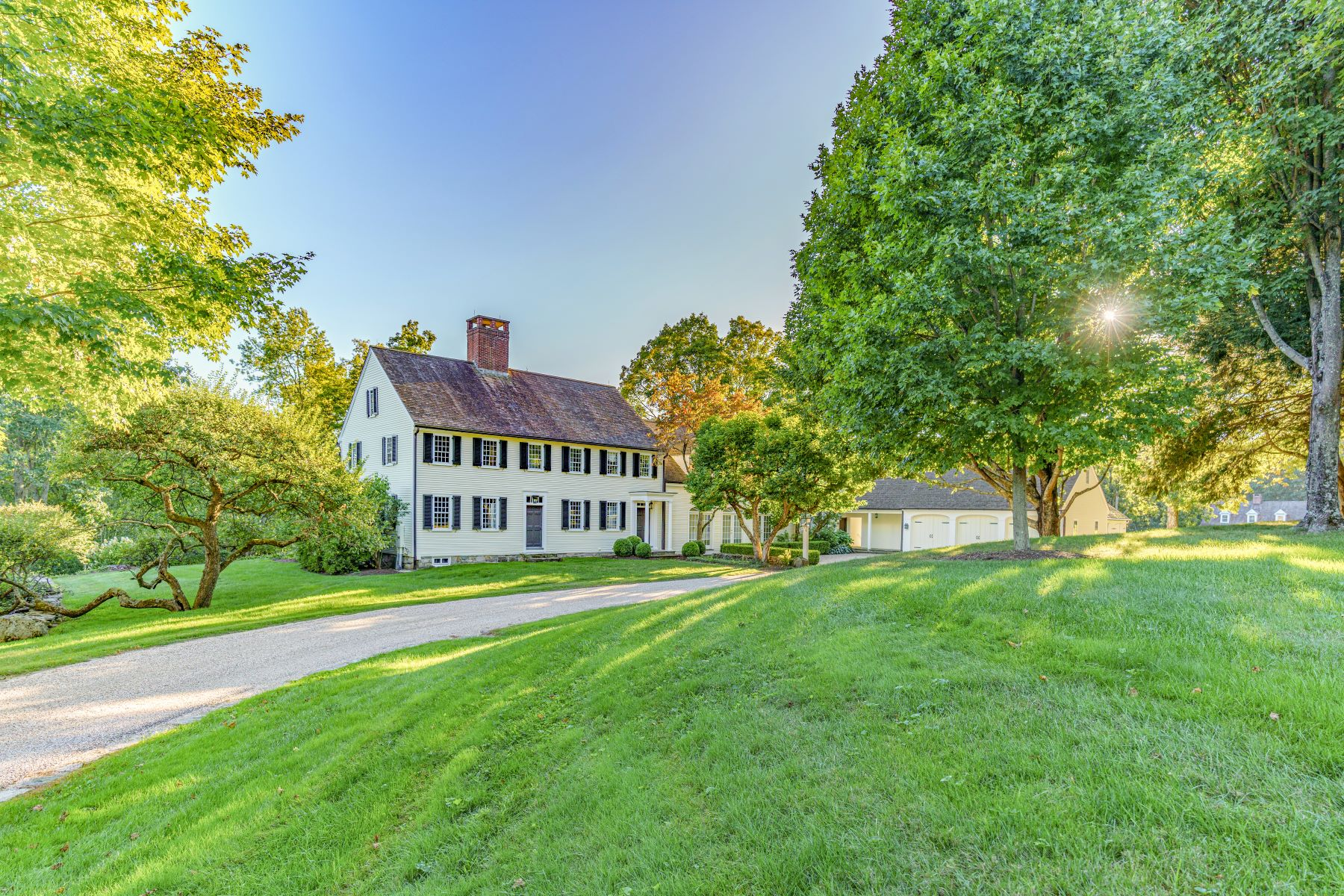 Single Family Homes para Venda às Roxbury, Connecticut 06783 Estados Unidos