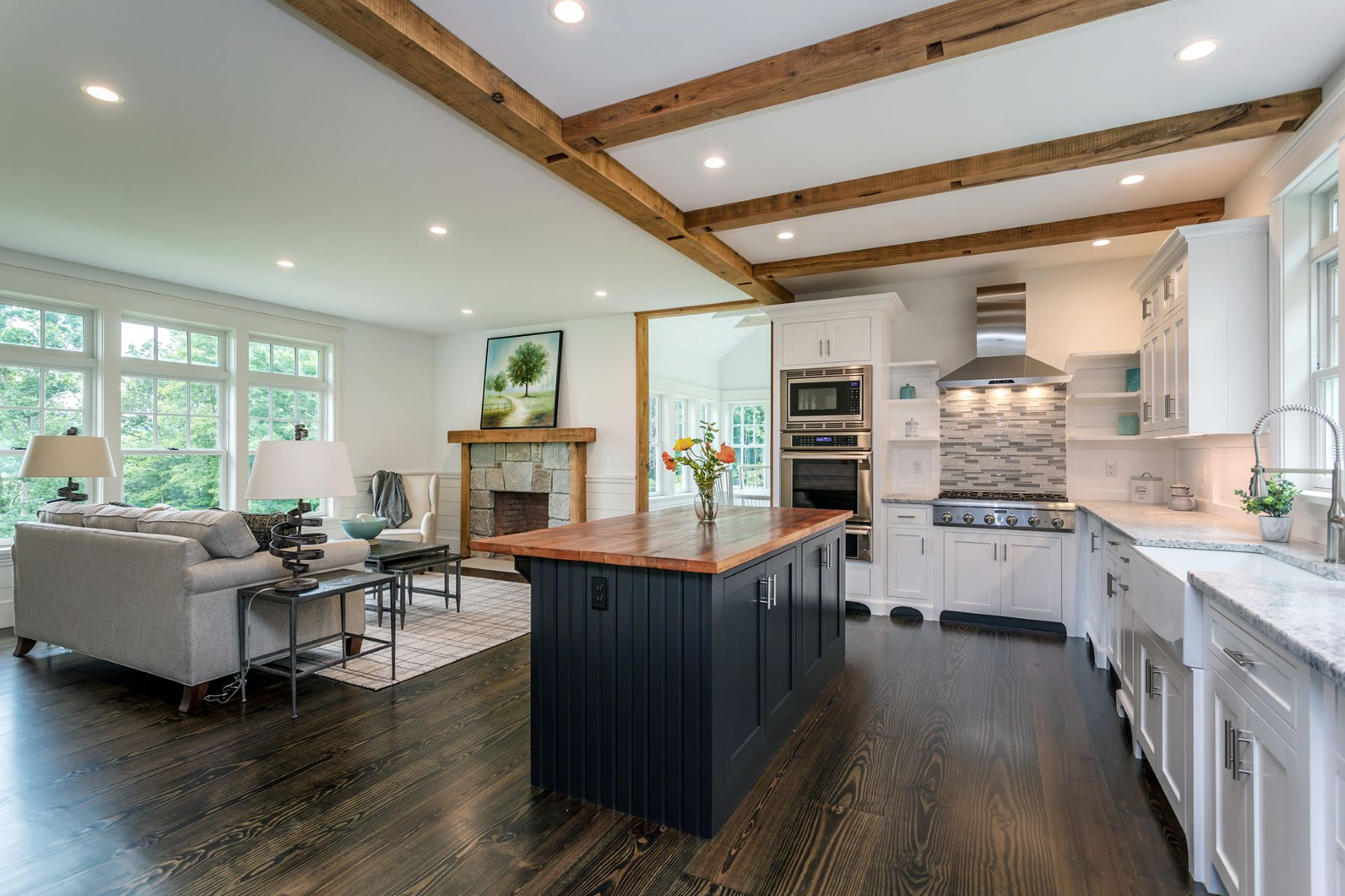 single family homes for Sale at Master Craftsman Built 18 Ranney Hill Road, Roxbury, Connecticut 06783 United States