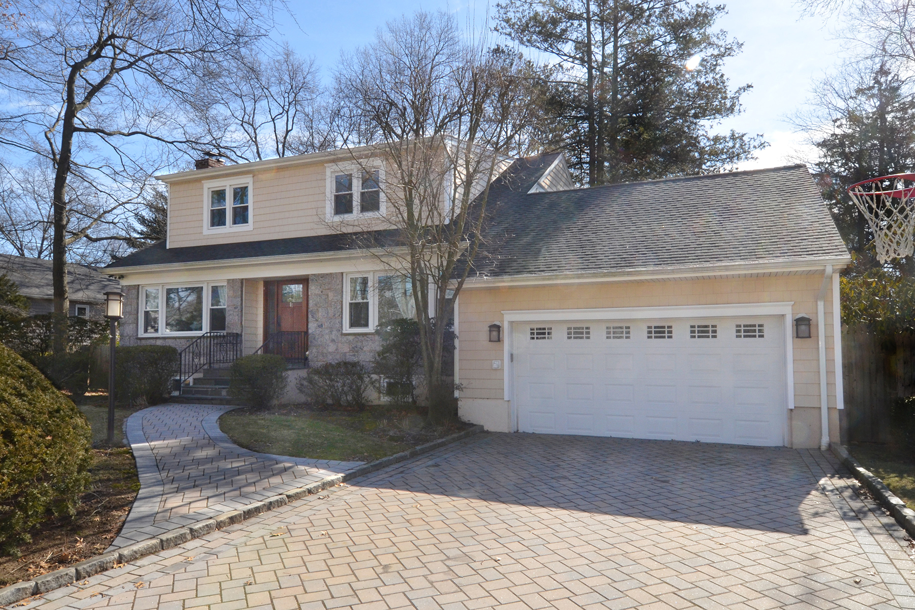 Single Family Home for Sale at Mid-Century Classic 53 Seton Drive New Rochelle, New York 10804 United States
